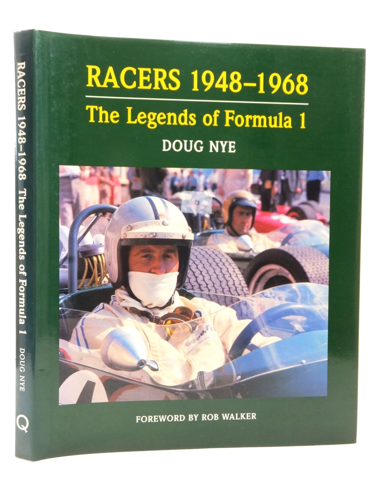 Photo of RACERS 1948-1968 THE LEGENDS OF FORMULA 1- Stock Number: 2122985