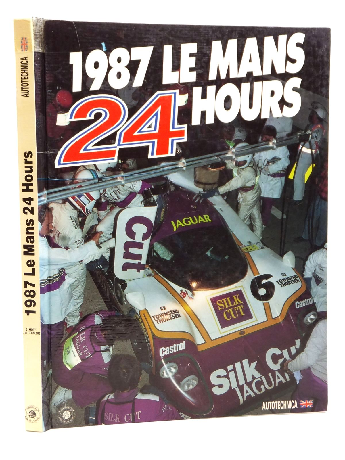 Photo of 1987 LE MANS 24 HOURS- Stock Number: 2122986