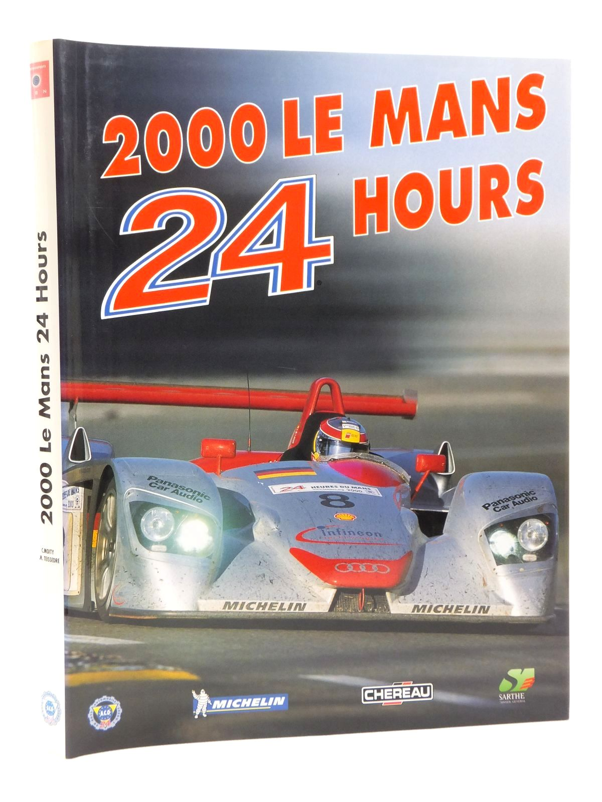 Photo of 2000 LE MANS 24 HOURS written by Teissedre, Jean-Marc Moity, Christian published by Chronosports (STOCK CODE: 2122992)  for sale by Stella & Rose's Books