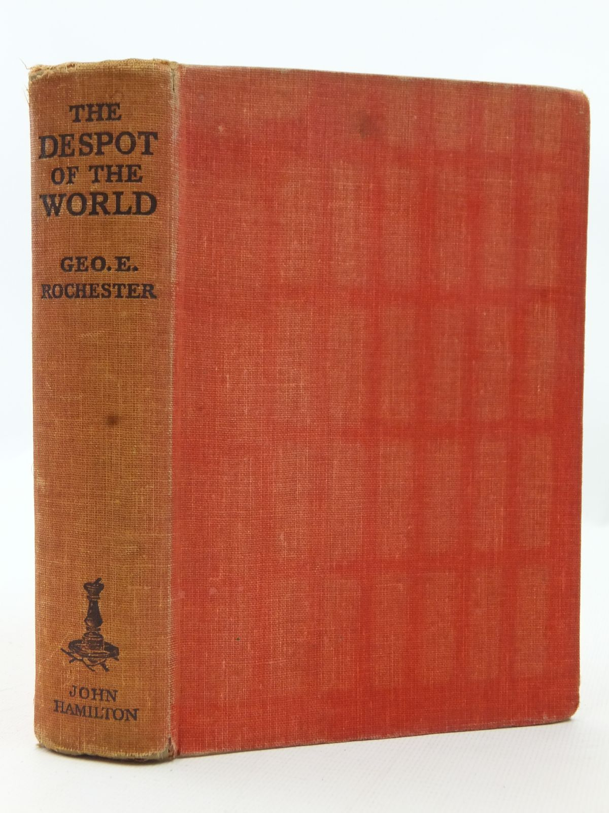 Photo of THE DESPOT OF THE WORLD- Stock Number: 2123197