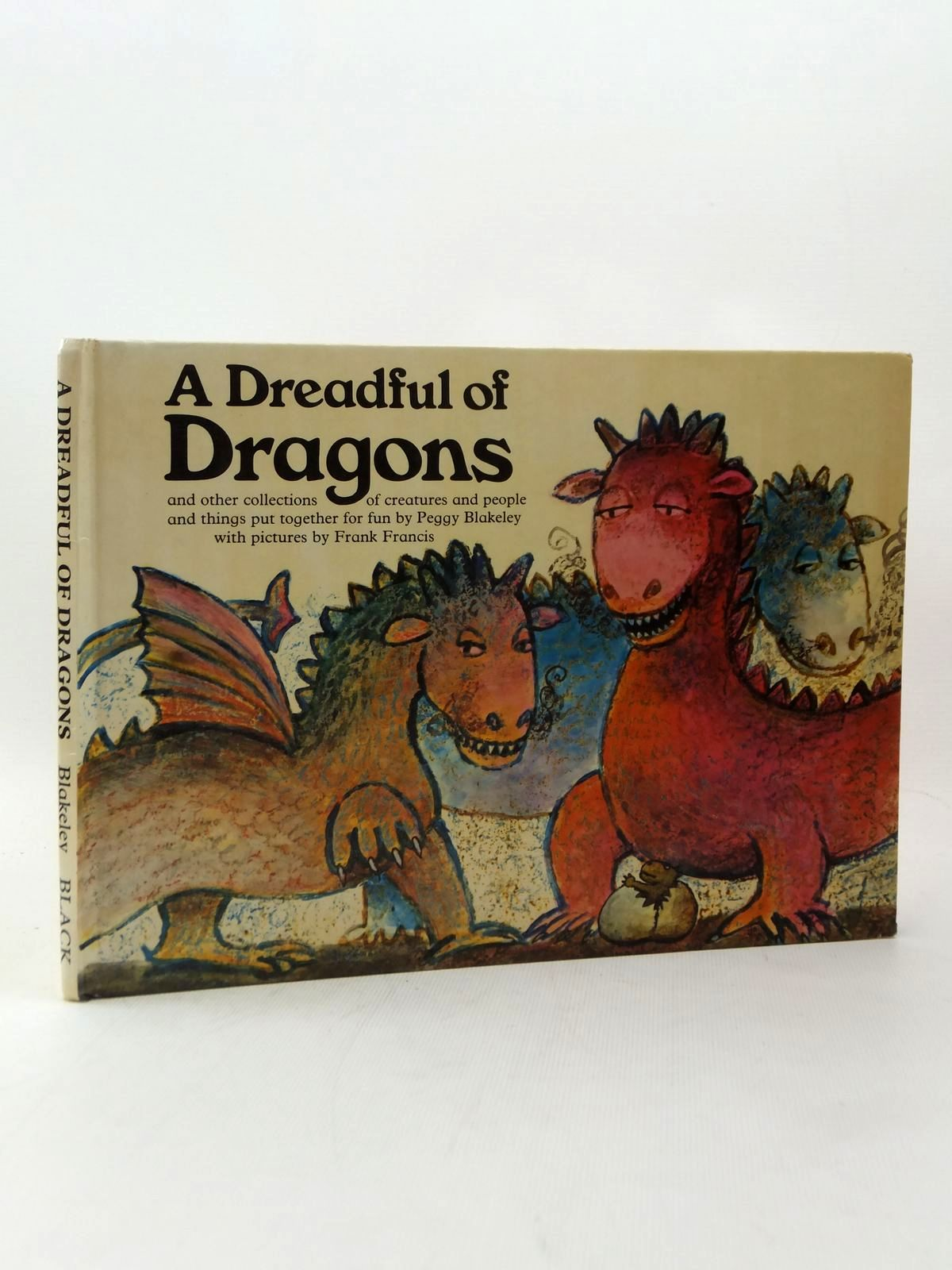 Photo of A DREADFUL OF DRAGONS- Stock Number: 2123242