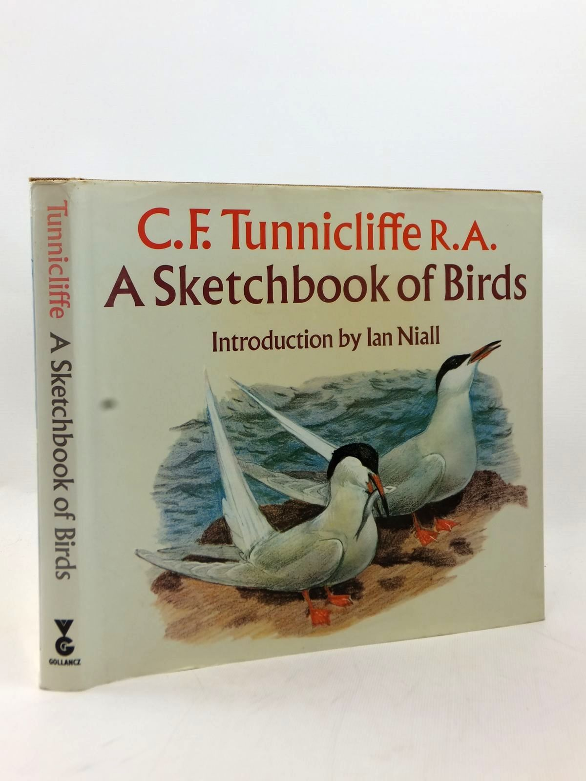 Photo of A SKETCHBOOK OF BIRDS written by Niall, Ian illustrated by Tunnicliffe, C.F. published by Victor Gollancz Ltd. (STOCK CODE: 2123277)  for sale by Stella & Rose's Books