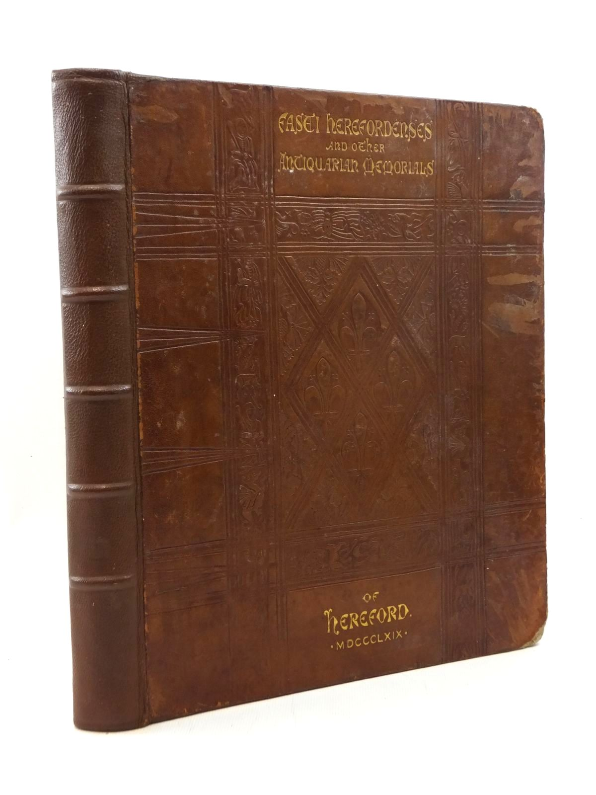Photo of FASTI HEREFORDENSES AND OTHER ANTIQUARIAN MEMORIALS OF HEREFORD written by Havergal, Francis T. illustrated by Haddon, G.C. (STOCK CODE: 2123314)  for sale by Stella & Rose's Books