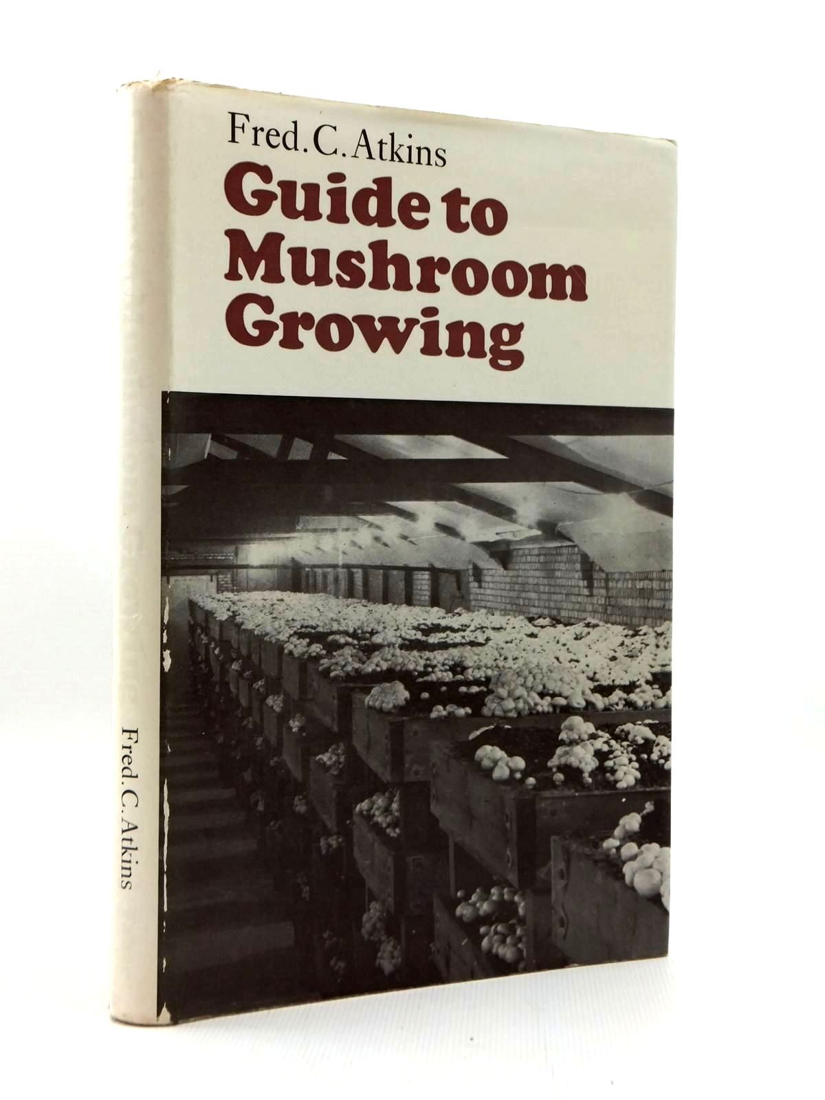 Photo of GUIDE TO MUSHROOM GROWING- Stock Number: 2123404