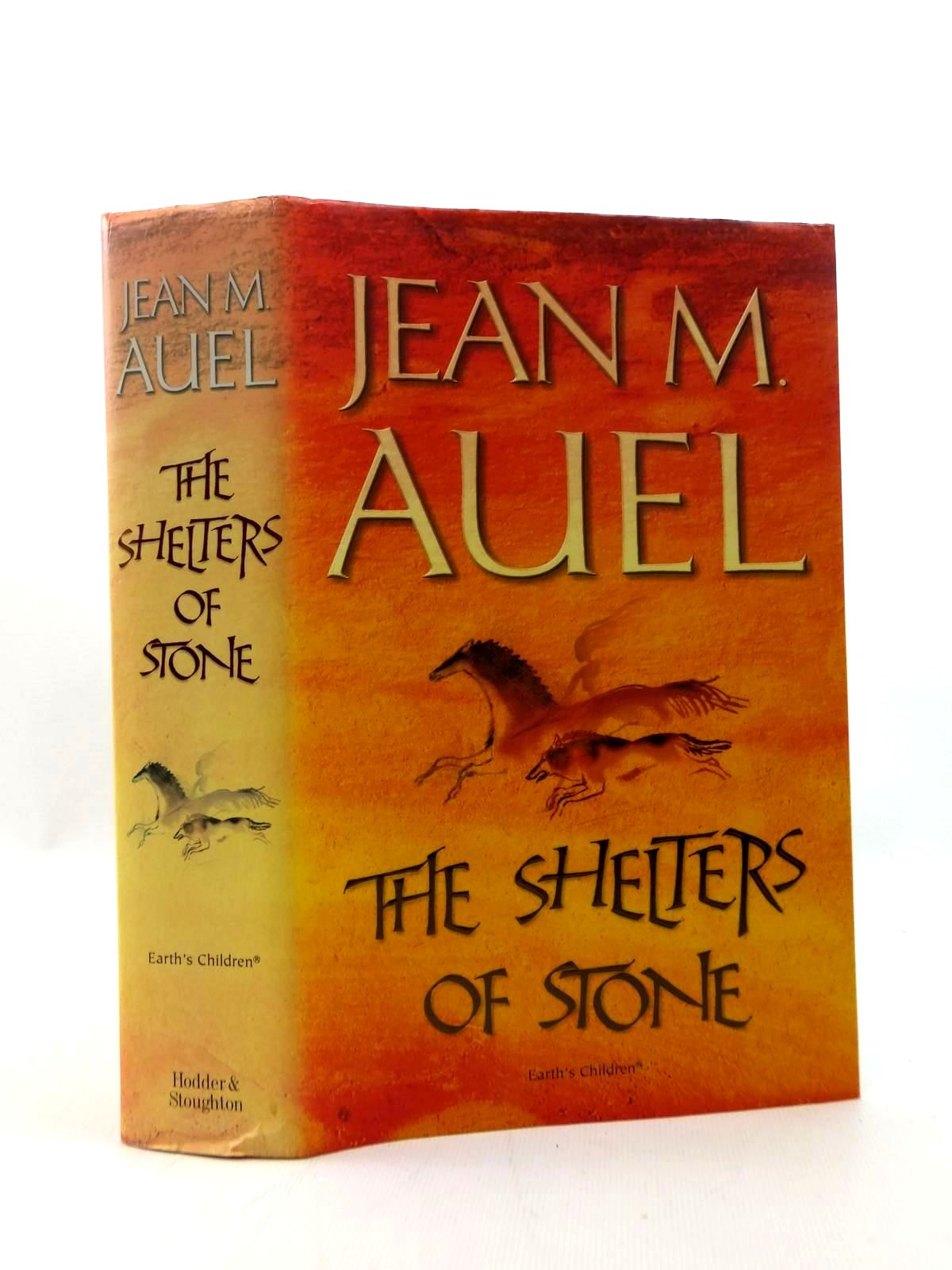 Photo of THE SHELTERS OF STONE written by Auel, Jean M. published by Hodder & Stoughton (STOCK CODE: 2123407)  for sale by Stella & Rose's Books