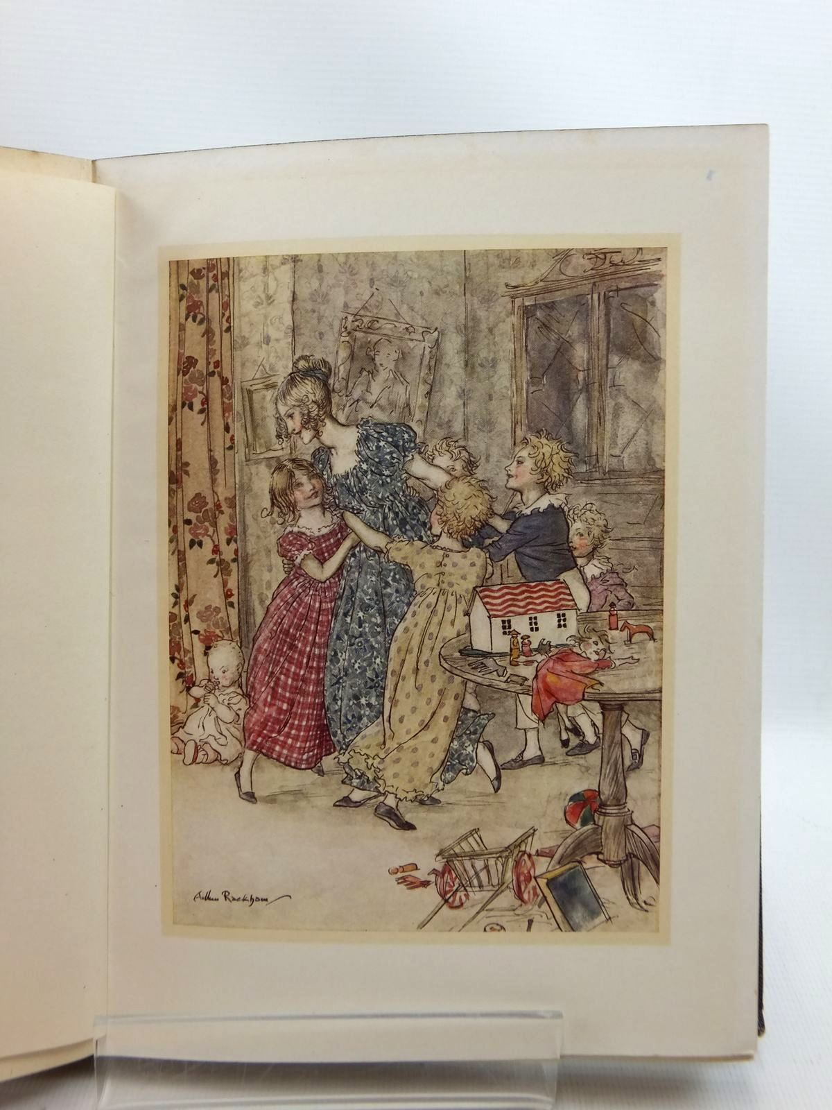 Photo of A CHRISTMAS CAROL written by Dickens, Charles illustrated by Rackham, Arthur published by William Heinemann (STOCK CODE: 2123417)  for sale by Stella & Rose's Books