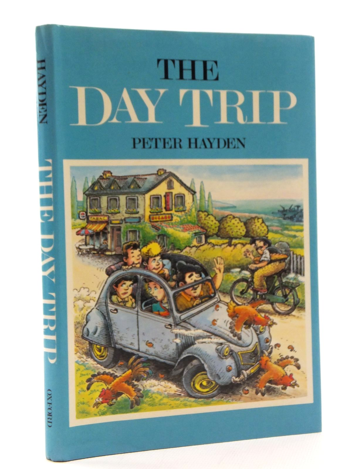 Photo of THE DAY TRIP written by Hayden, Peter published by Oxford University Press (STOCK CODE: 2123421)  for sale by Stella & Rose's Books