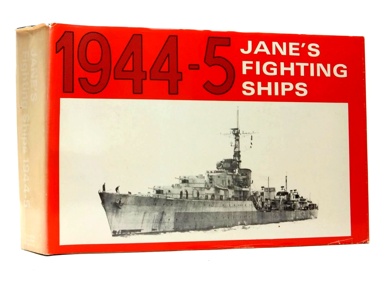 Photo of JANE'S FIGHTING SHIPS 1944-5 written by Jane, Fred T. McMurtrie, Francis E. published by David & Charles (STOCK CODE: 2123463)  for sale by Stella & Rose's Books