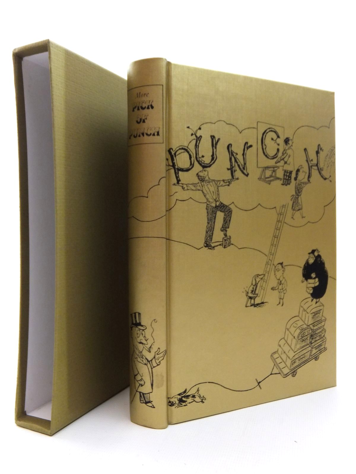 Photo of MORE PICK OF PUNCH written by Doran, Amanda-Jane published by Folio Society (STOCK CODE: 2123476)  for sale by Stella & Rose's Books