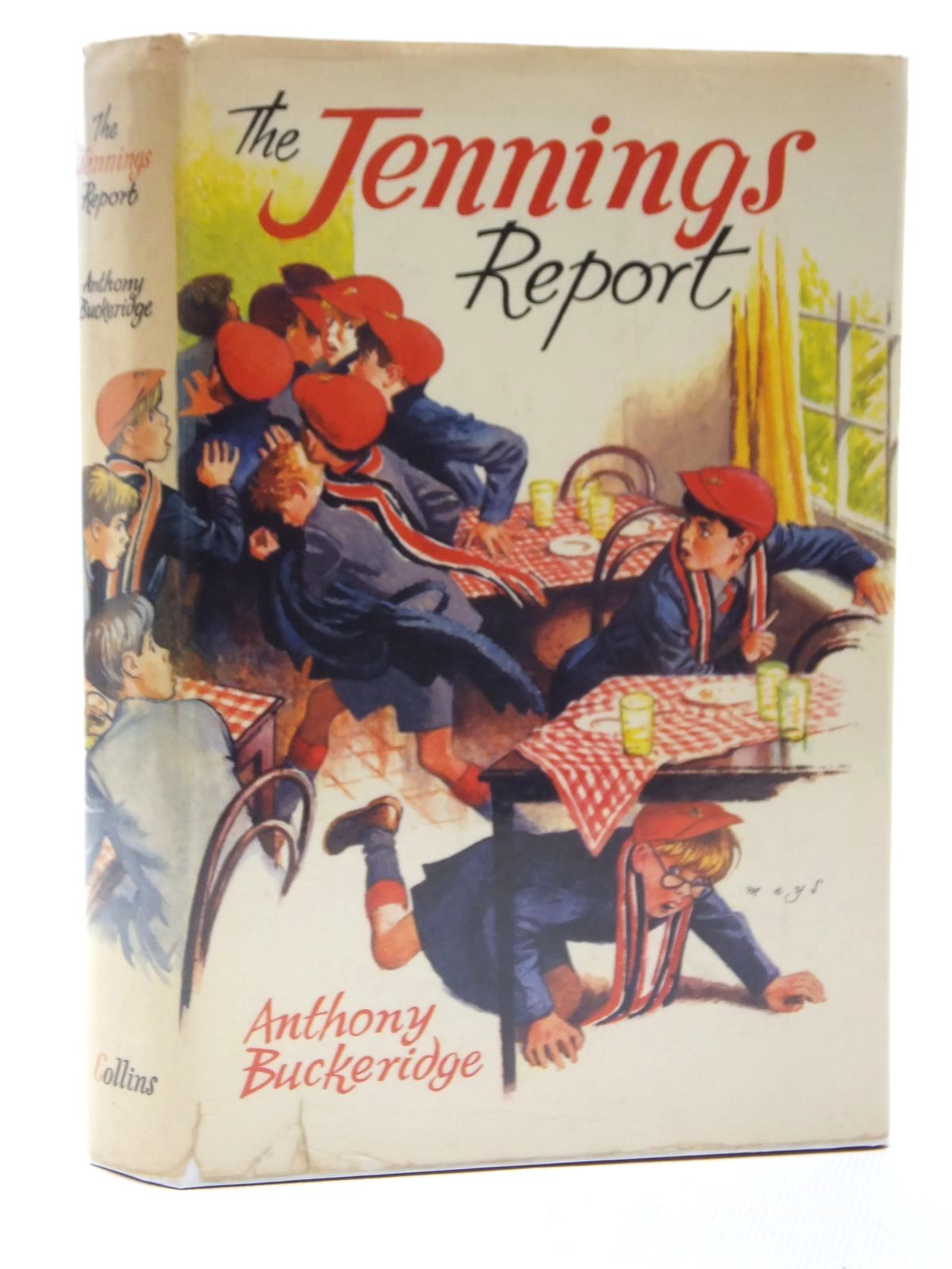 Photo of THE JENNINGS REPORT- Stock Number: 2123519