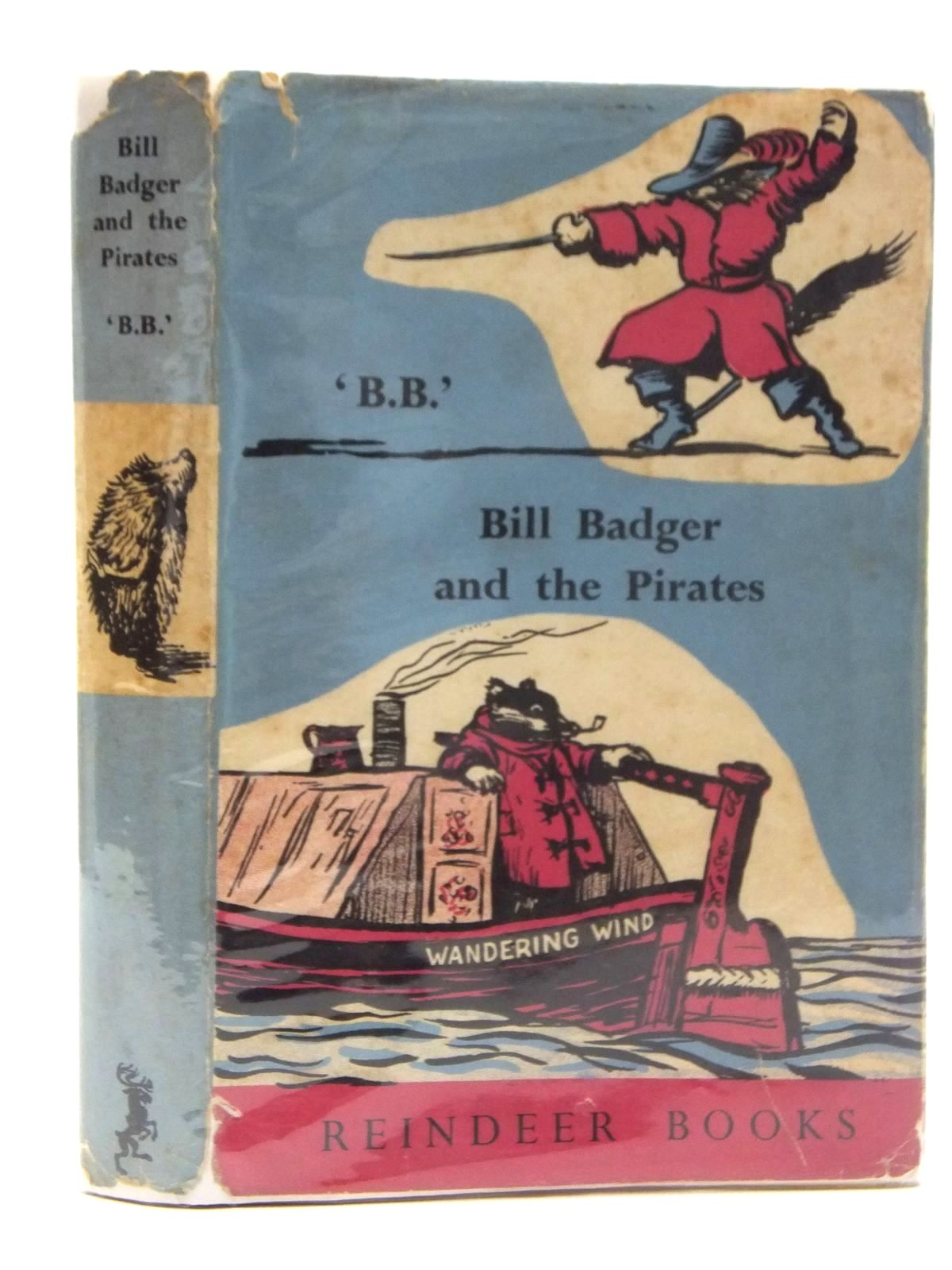 Photo of BILL BADGER AND THE PIRATES- Stock Number: 2123560