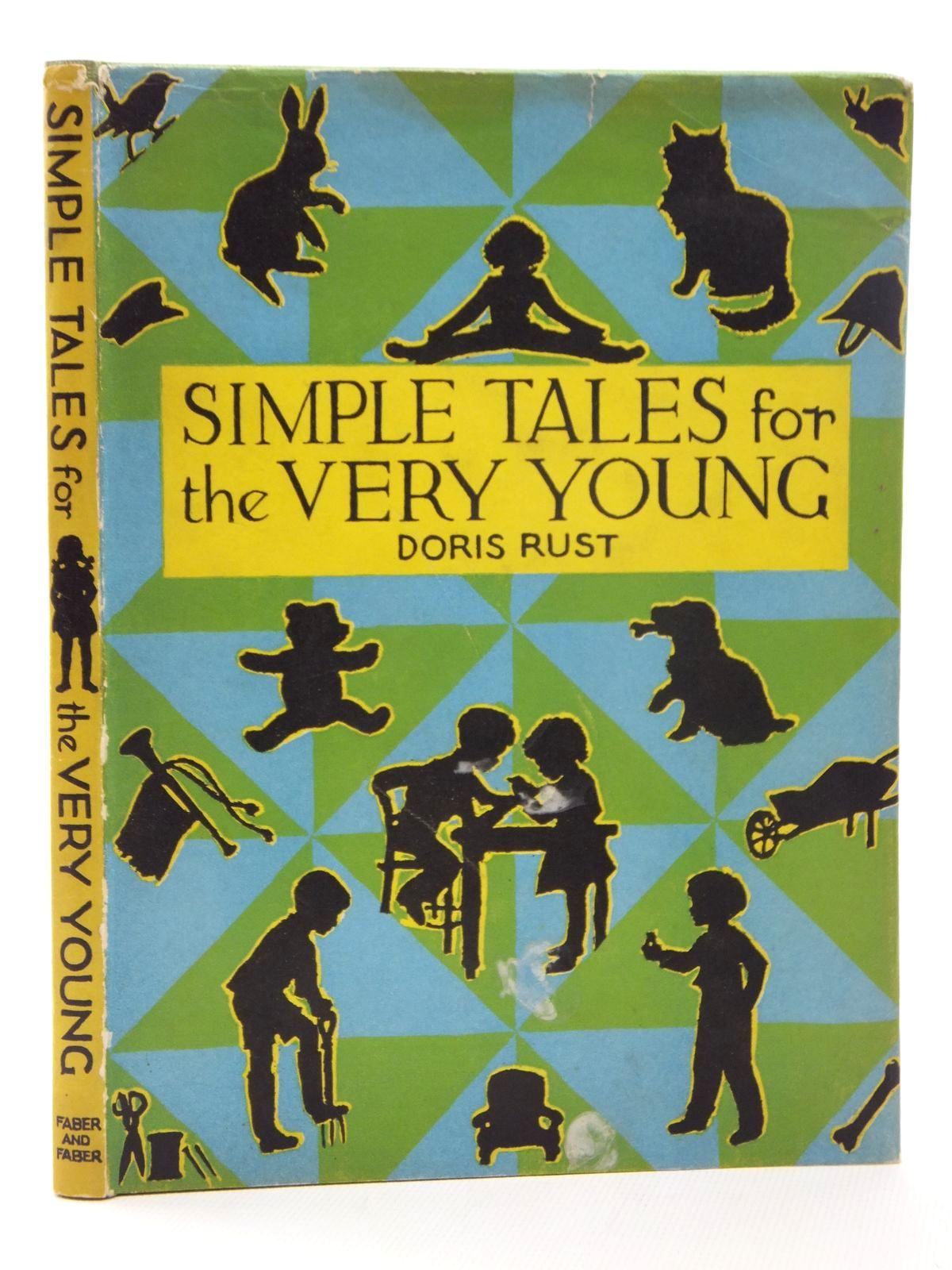 Photo of SIMPLE TALES FOR THE VERY YOUNG written by Rust, Doris illustrated by Elgee, Cecil published by Faber & Faber Limited (STOCK CODE: 2123580)  for sale by Stella & Rose's Books