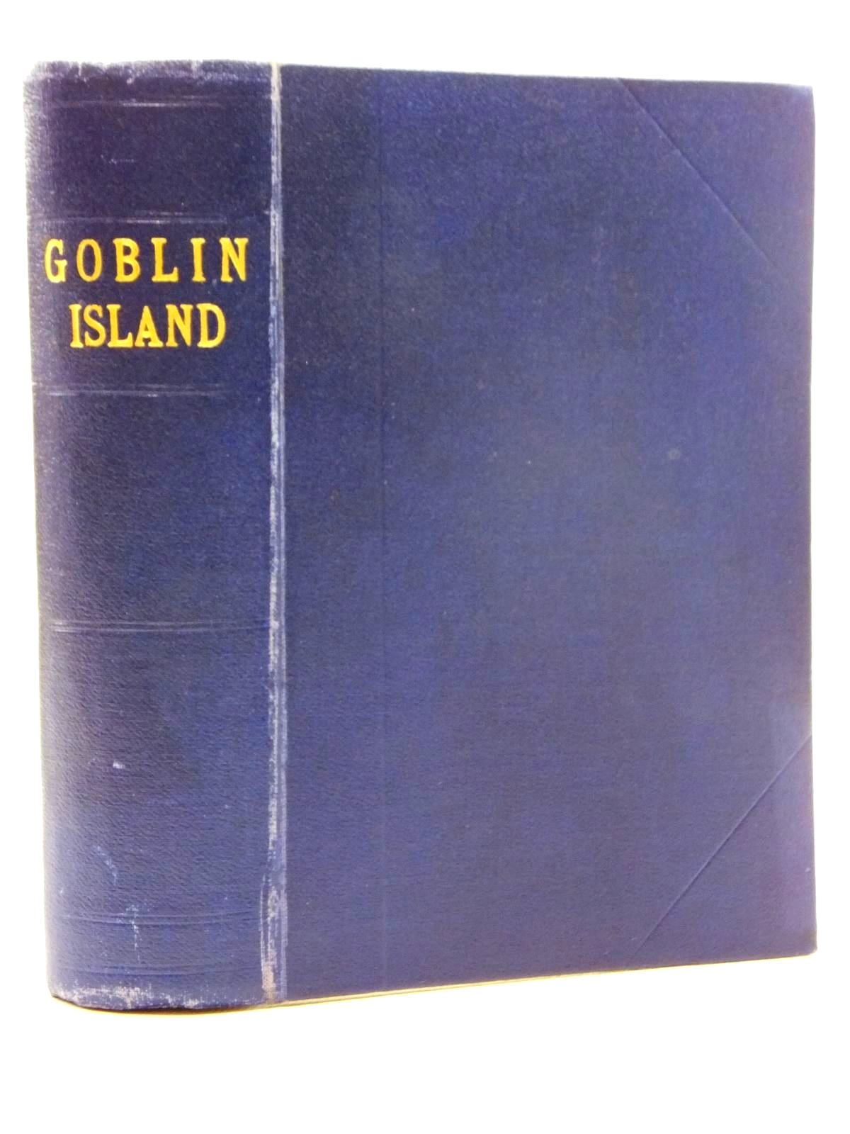 Photo of GOBLIN ISLAND written by Oxenham, Elsie J. illustrated by Robinson, T.H. published by Collins Clear-Type Press (STOCK CODE: 2123598)  for sale by Stella & Rose's Books