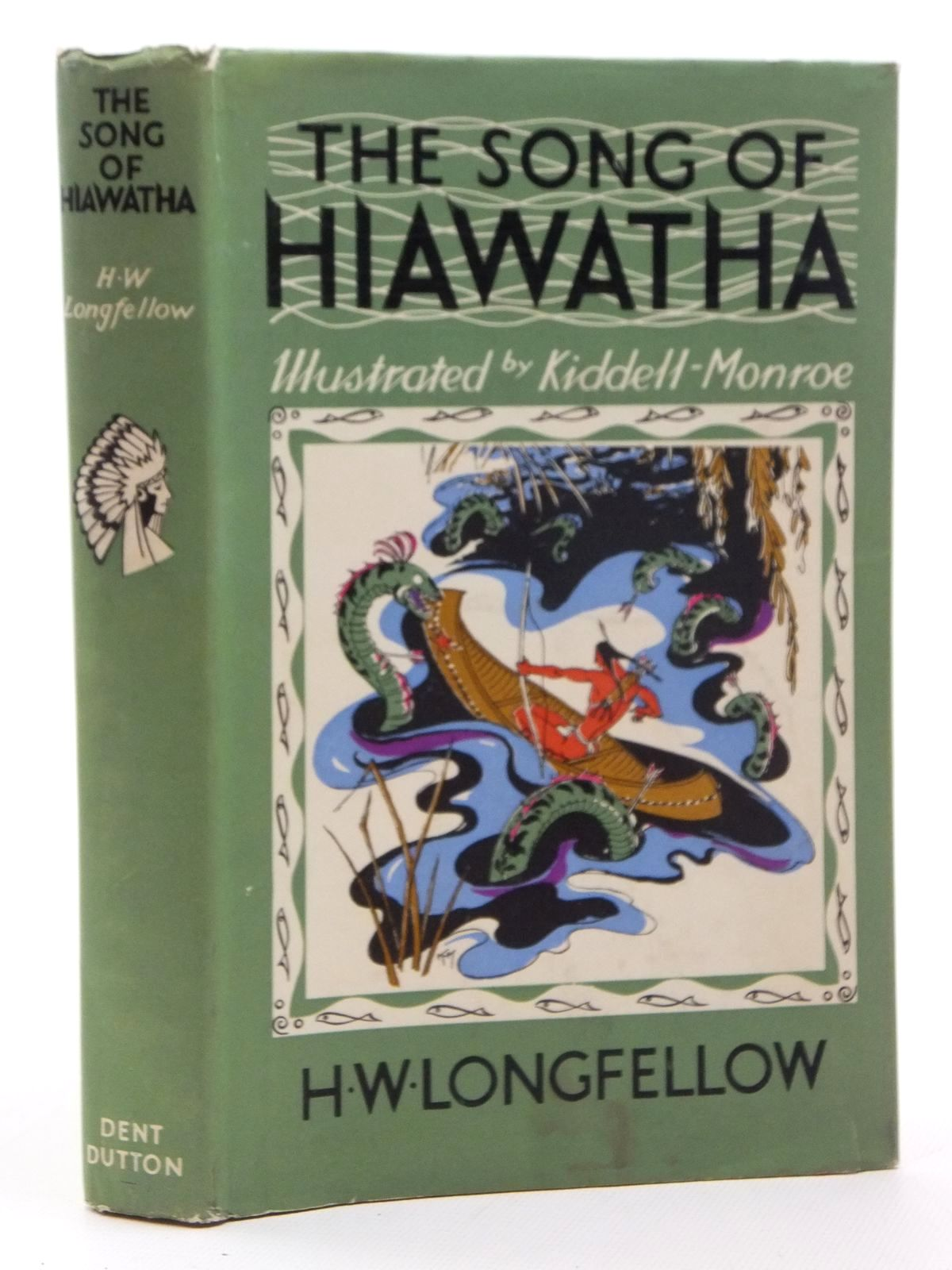Photo of THE SONG OF HIAWATHA- Stock Number: 2123600