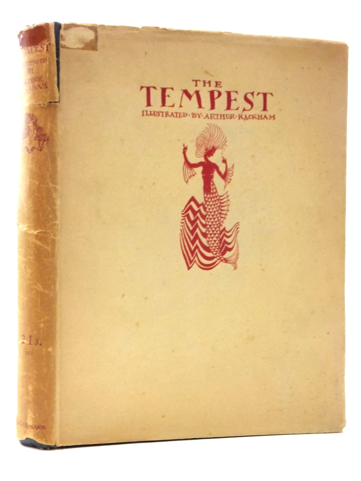 Photo of THE TEMPEST- Stock Number: 2123618
