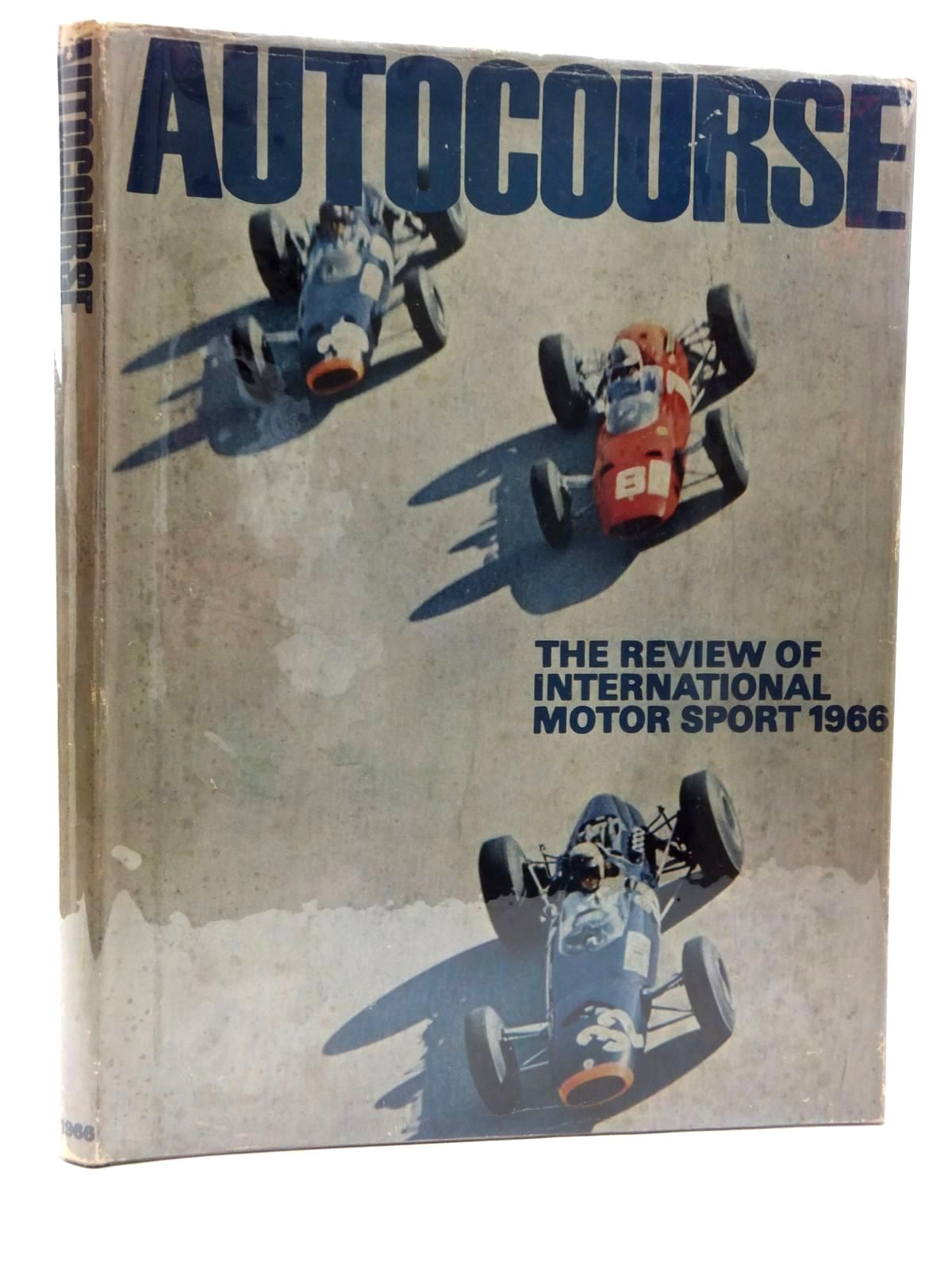 Photo of AUTOCOURSE THE REVIEW OF INTERNATIONAL MOTOR SPORT 1966 written by Phipps, David published by Haymarket Press (STOCK CODE: 2123630)  for sale by Stella & Rose's Books
