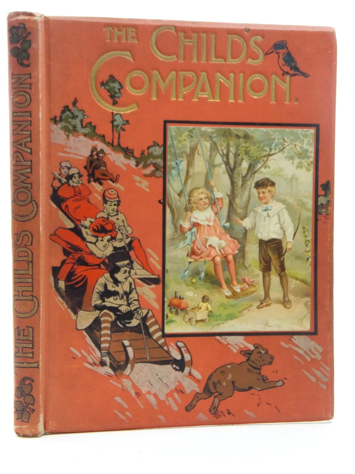 Photo of THE CHILD'S COMPANION VOLUME 77 published by The Religious Tract Society (STOCK CODE: 2123753)  for sale by Stella & Rose's Books