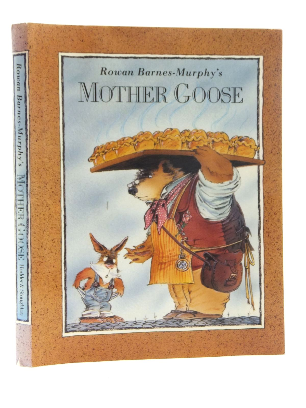 Photo of ROWAN BARNES-MURPHY'S MOTHER GOOSE illustrated by Barnes-Murphy, Rowan published by Hodder & Stoughton (STOCK CODE: 2123796)  for sale by Stella & Rose's Books