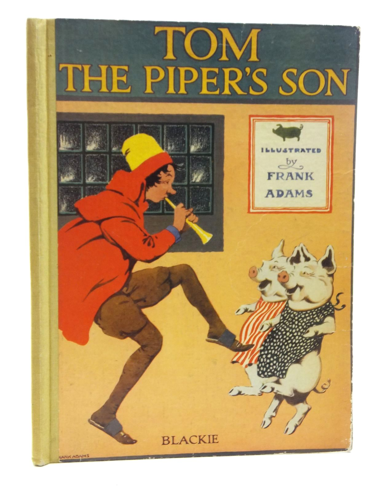 Photo of THE STORY OF TOM THE PIPER'S SON- Stock Number: 2123822