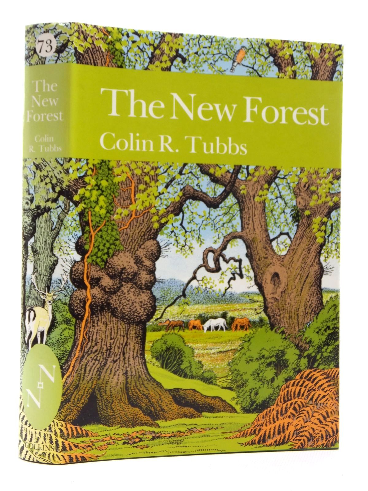 Photo of THE NEW FOREST (NN 73) written by Tubbs, Colin R. published by Collins (STOCK CODE: 2123834)  for sale by Stella & Rose's Books