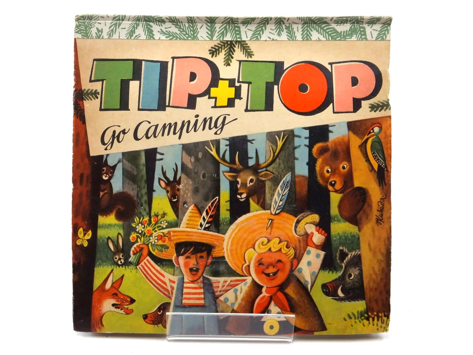 Photo of TIP + TOP GO CAMPING- Stock Number: 2123847