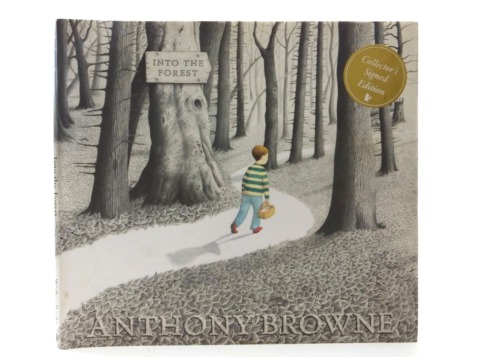 Photo of INTO THE FOREST written by Browne, Anthony illustrated by Browne, Anthony published by Walker Books (STOCK CODE: 2123956)  for sale by Stella & Rose's Books