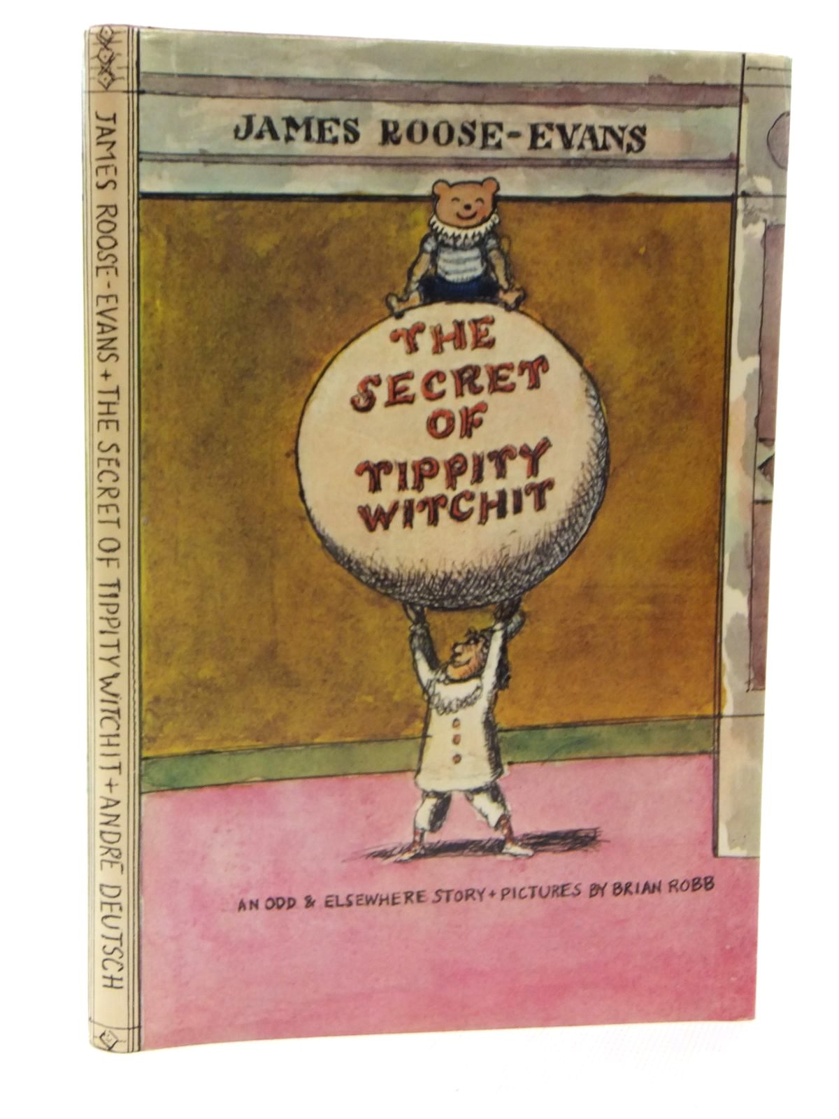 Photo of THE SECRET OF TIPPITY WITCHIT- Stock Number: 2123963