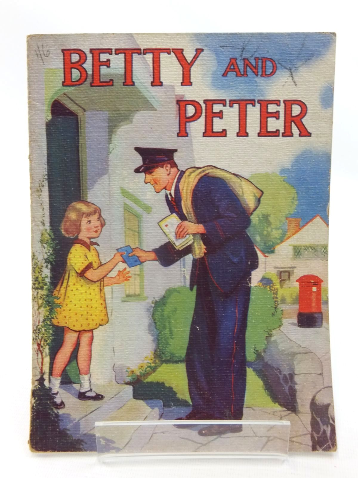 Photo of BETTY AND PETER written by May, Tracey (STOCK CODE: 2123983)  for sale by Stella & Rose's Books