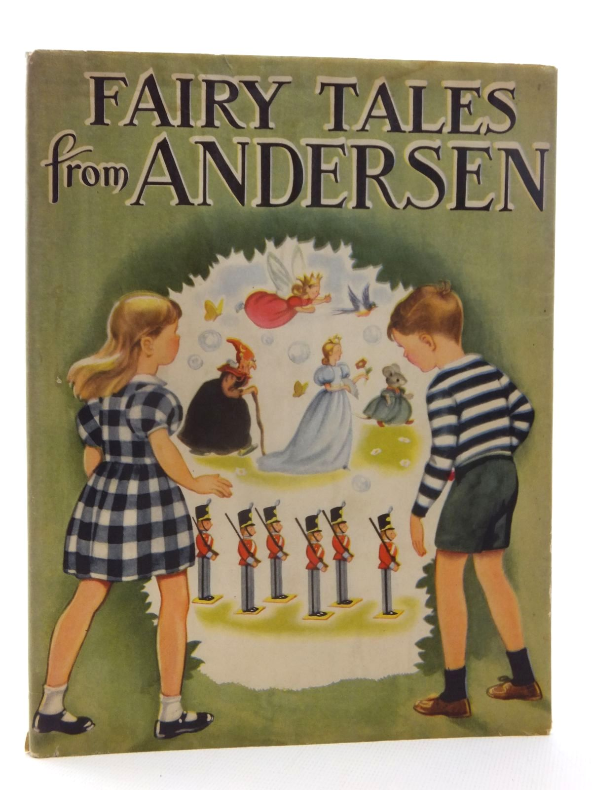 Photo of FAIRY TALES FROM HANS CHRISTIAN ANDERSEN written by Andersen, Hans Christian illustrated by Hart, Dick published by L.B. Fischer (STOCK CODE: 2123985)  for sale by Stella & Rose's Books