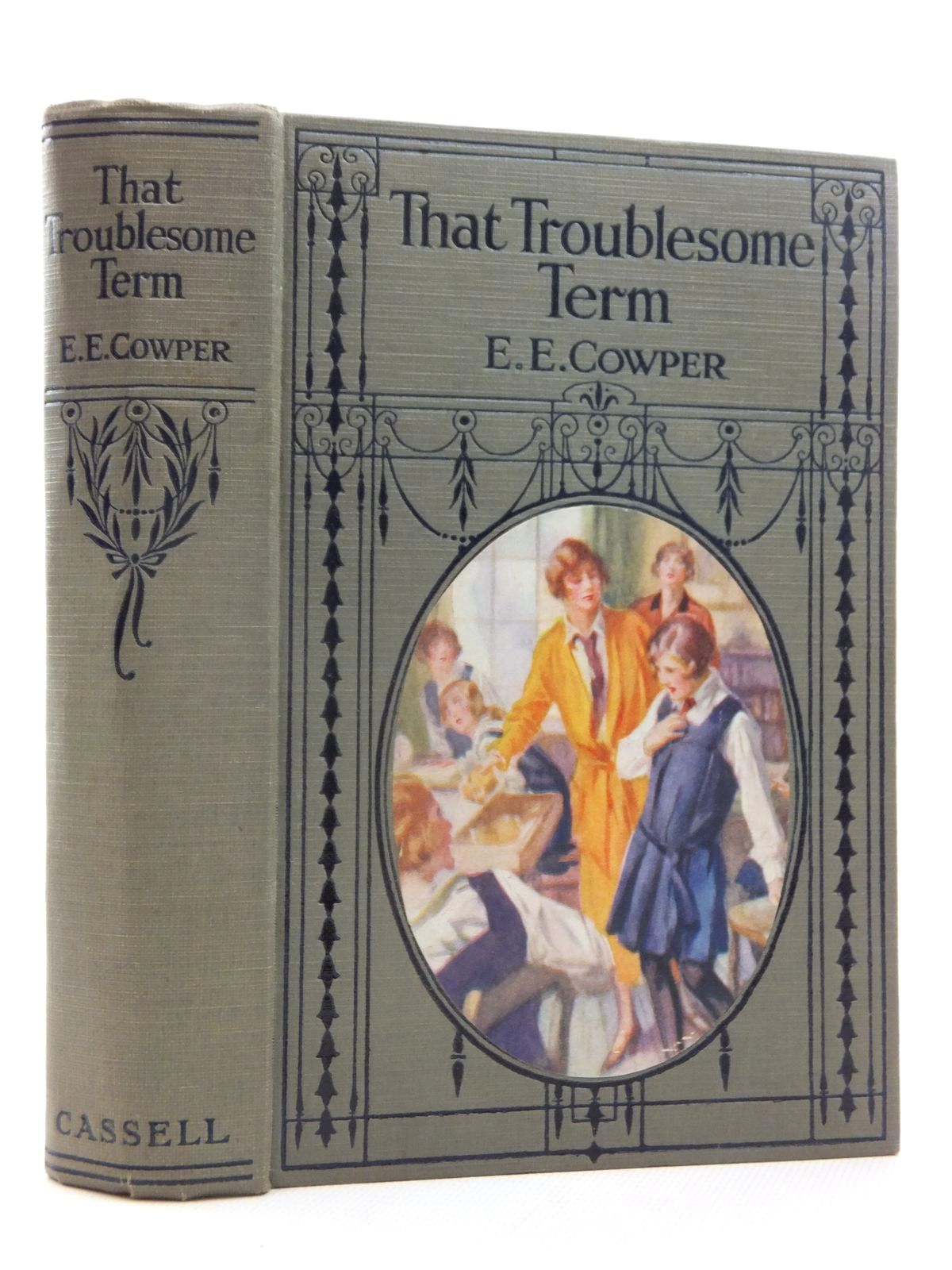 Photo of THAT TROUBLESOME TERM written by Cowper, E.E. illustrated by Earnshaw, Elizabeth published by Cassell & Company Limited (STOCK CODE: 2123989)  for sale by Stella & Rose's Books