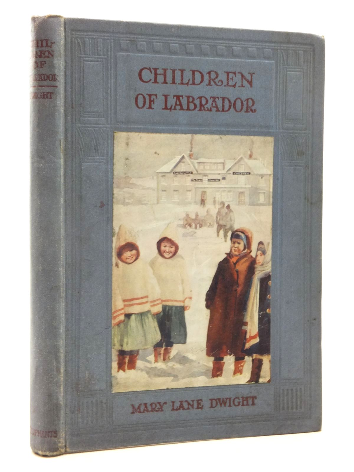 Photo of CHILDREN OF LABRADOR written by Dwight, Mary Lane published by Oliphant, Anderson & Ferrier (STOCK CODE: 2123990)  for sale by Stella & Rose's Books