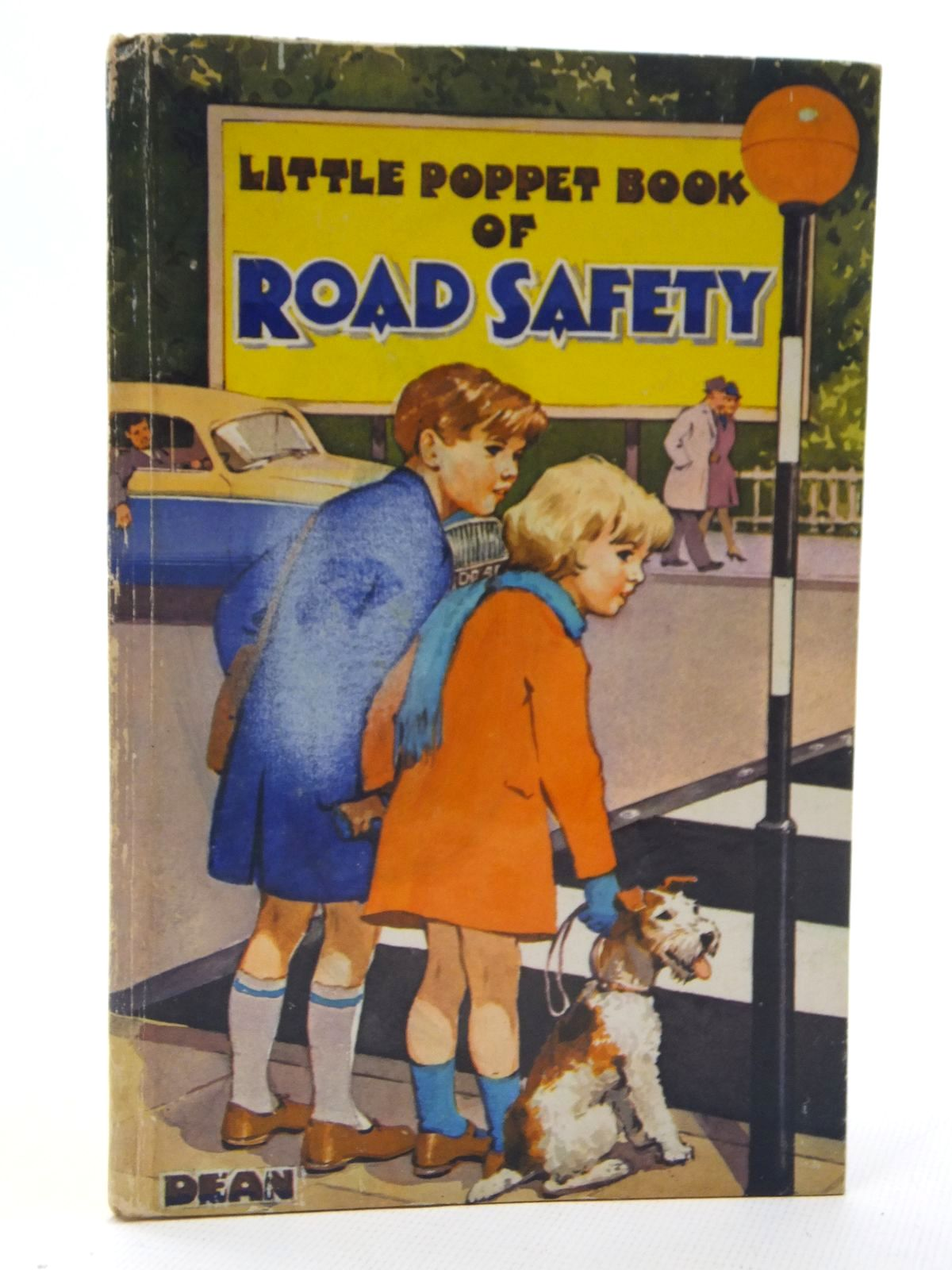 Photo of LITTLE POPPET BOOK OF ROAD SAFETY- Stock Number: 2123992
