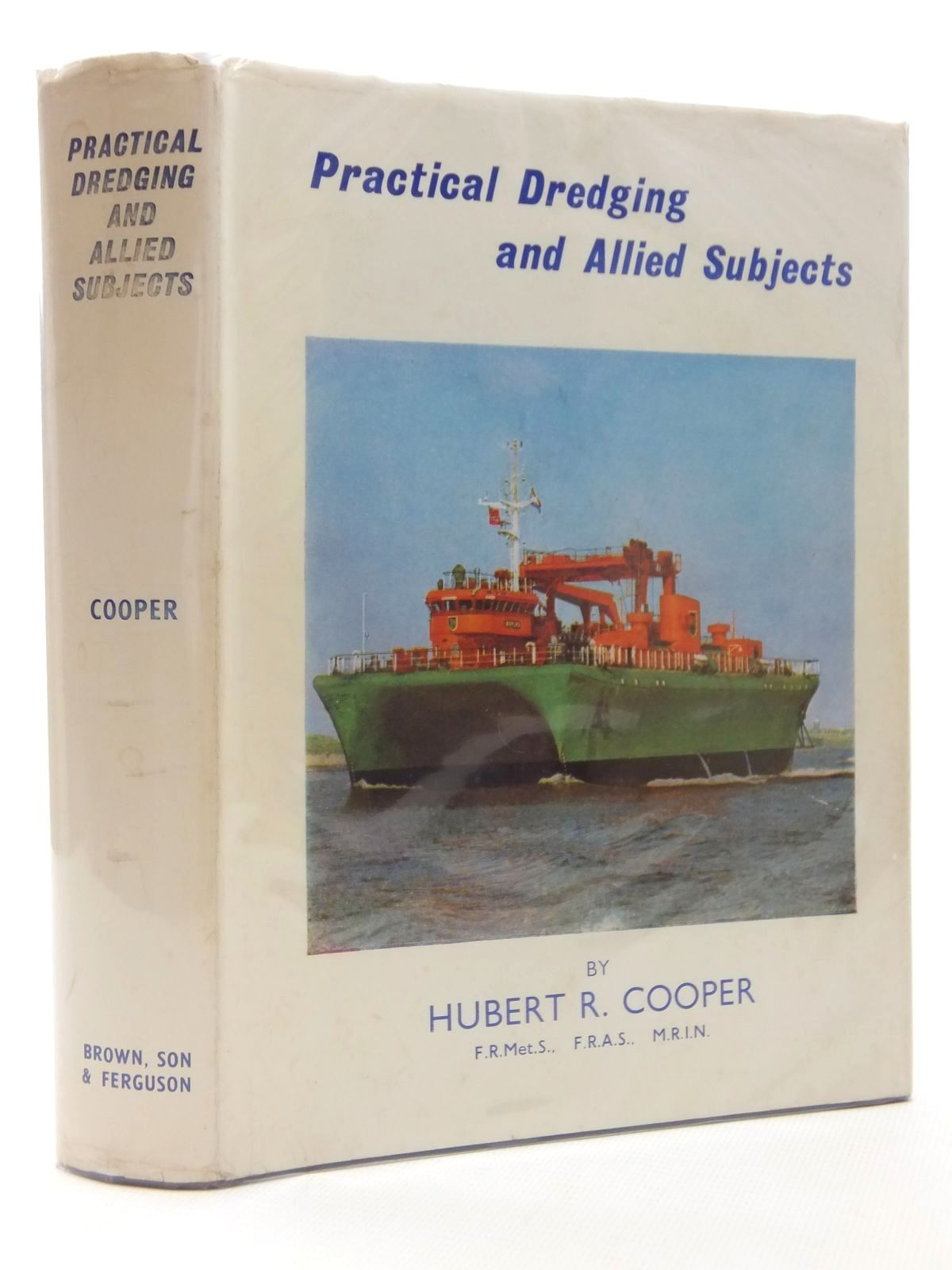 Photo of PRACTICAL DREDGING AND ALLIED SUBJECTS- Stock Number: 2124011