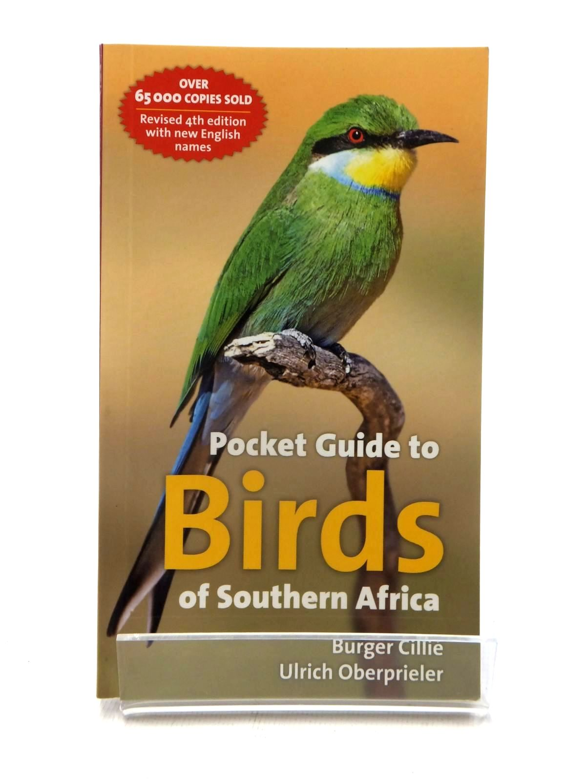 Photo of POCKET GUIDE TO BIRDS OF SOUTHERN AFRICA written by Cillie, Burger