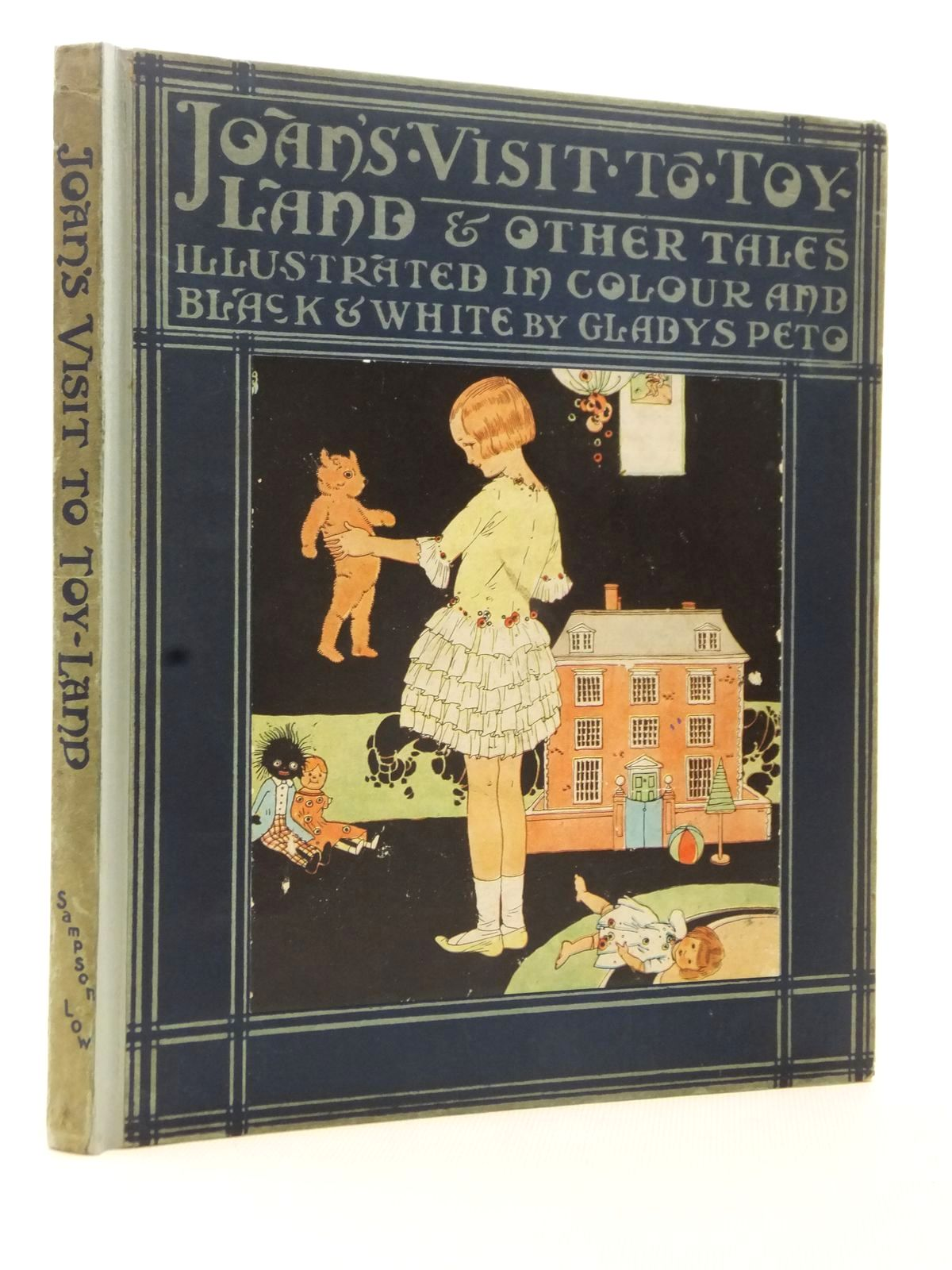 Photo of JOAN'S VISIT TO TOYLAND AND OTHER TALES written by Freemantle, Alfred Stokes, Sewell et al, illustrated by Peto, Gladys published by Sampson Low, Marston & Co. Ltd. (STOCK CODE: 2124050)  for sale by Stella & Rose's Books