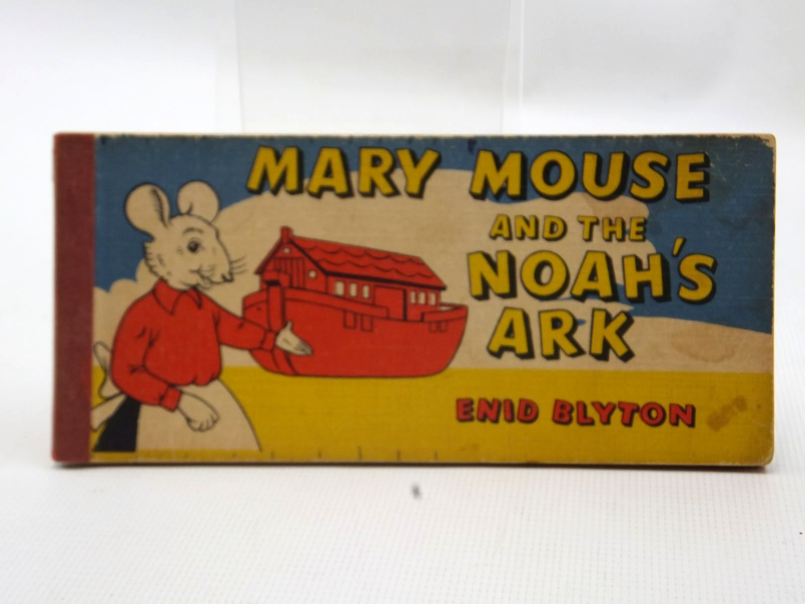 Photo of MARY MOUSE AND THE NOAH'S ARK written by Blyton, Enid illustrated by Openshaw, Olive F. White, Fred published by Brockhampton Press Ltd. (STOCK CODE: 2124083)  for sale by Stella & Rose's Books