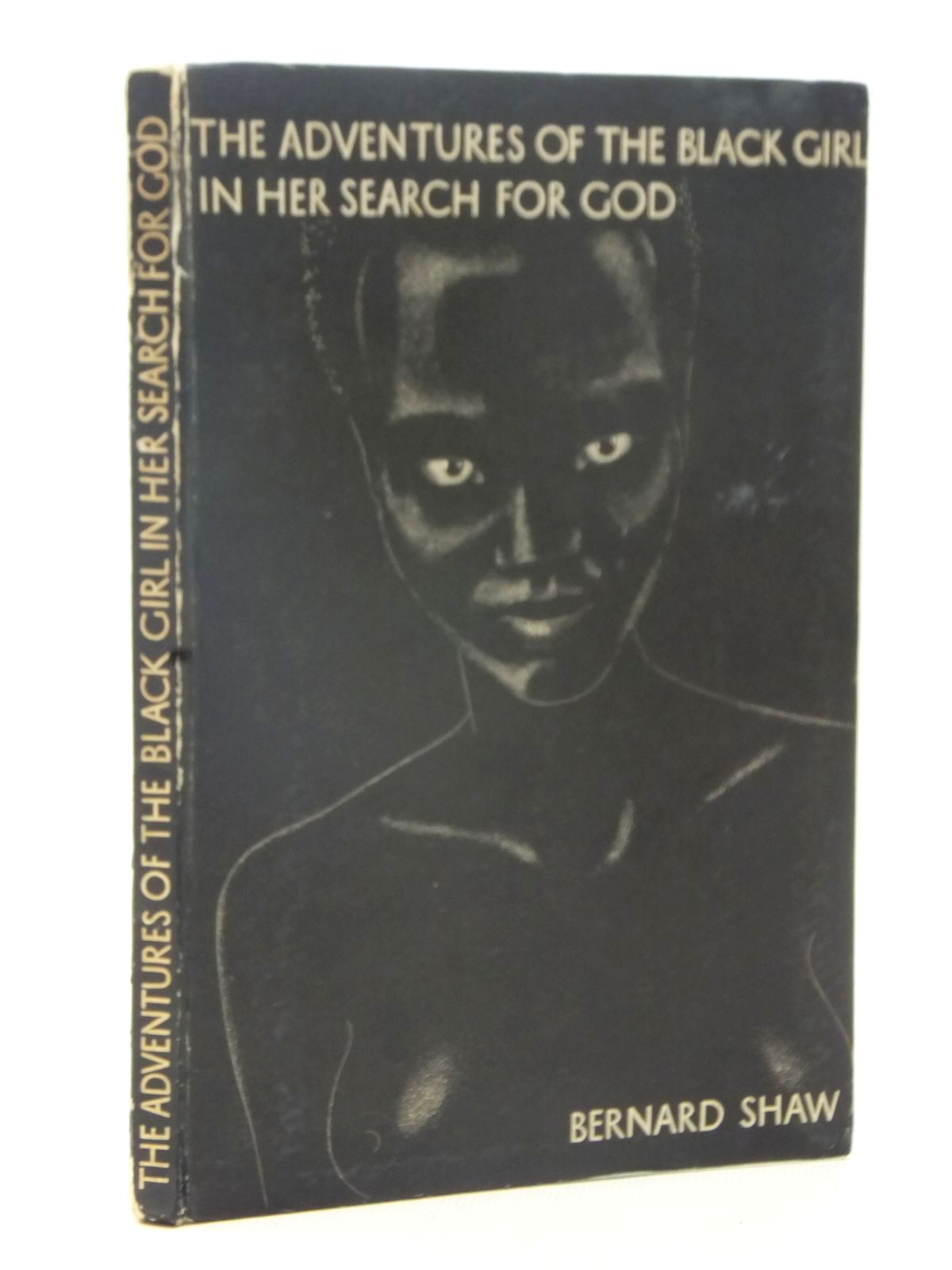 Photo of THE ADVENTURES OF THE BLACK GIRL IN HER SEARCH FOR GOD written by Shaw, George Bernard illustrated by Farleigh, John published by Constable and Company Ltd. (STOCK CODE: 2124085)  for sale by Stella & Rose's Books