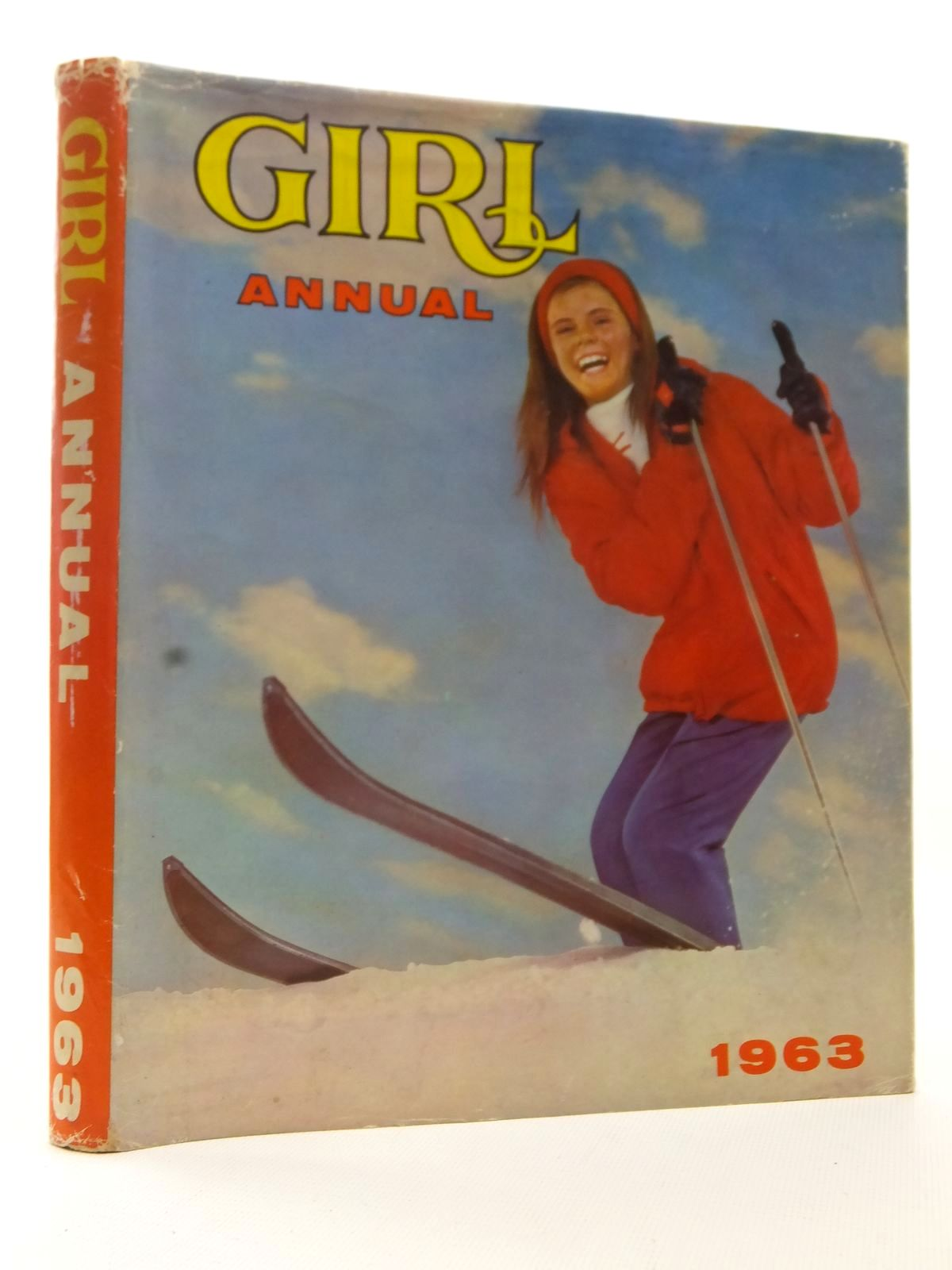 Photo of GIRL ANNUAL No. 11 published by Longacre Press Ltd. (STOCK CODE: 2124104)  for sale by Stella & Rose's Books