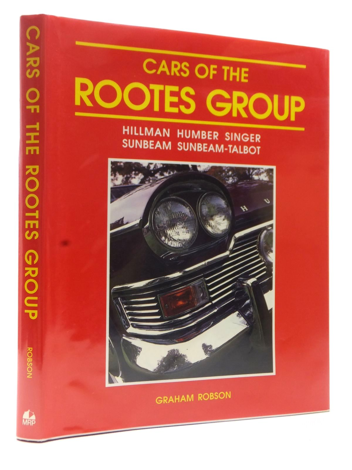Photo of CARS OF THE ROOTES GROUP written by Robson, Graham published by Motor Racing Publications Ltd. (STOCK CODE: 2124115)  for sale by Stella & Rose's Books