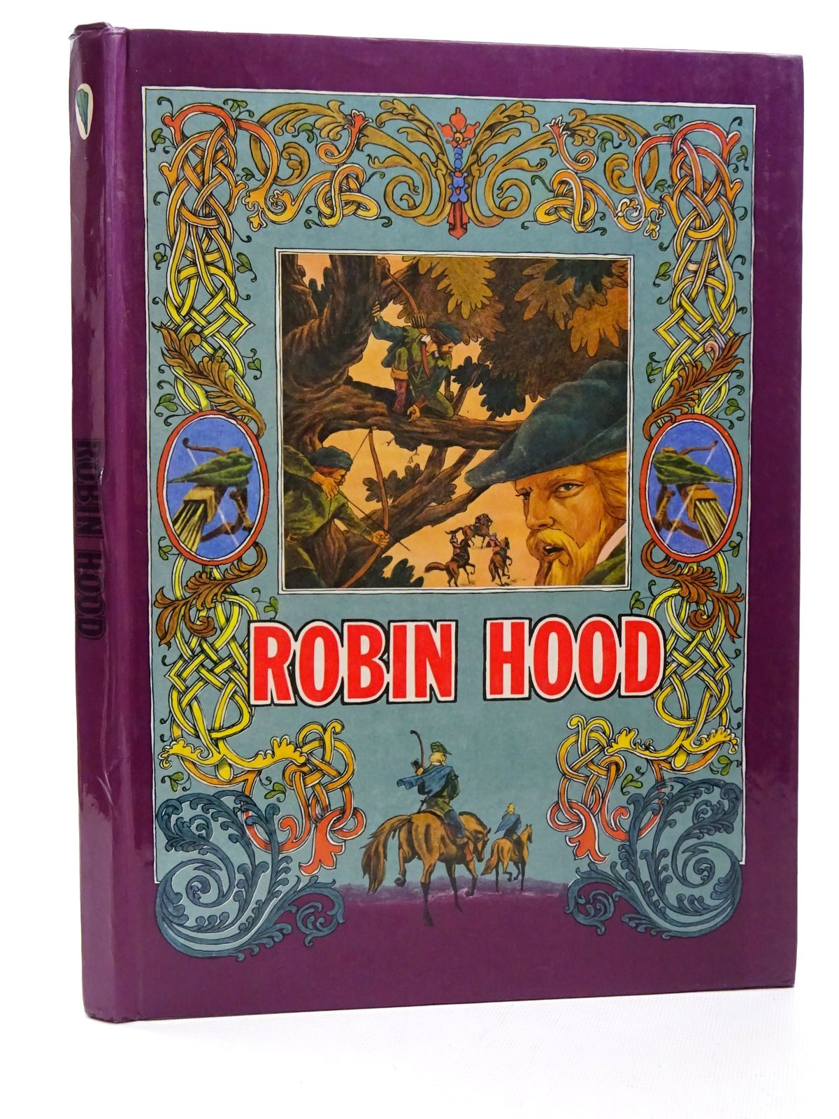 Photo of ROBIN HOOD illustrated by Desideriu, Jacob published by Roydon Publishing Co Ltd. (STOCK CODE: 2124135)  for sale by Stella & Rose's Books
