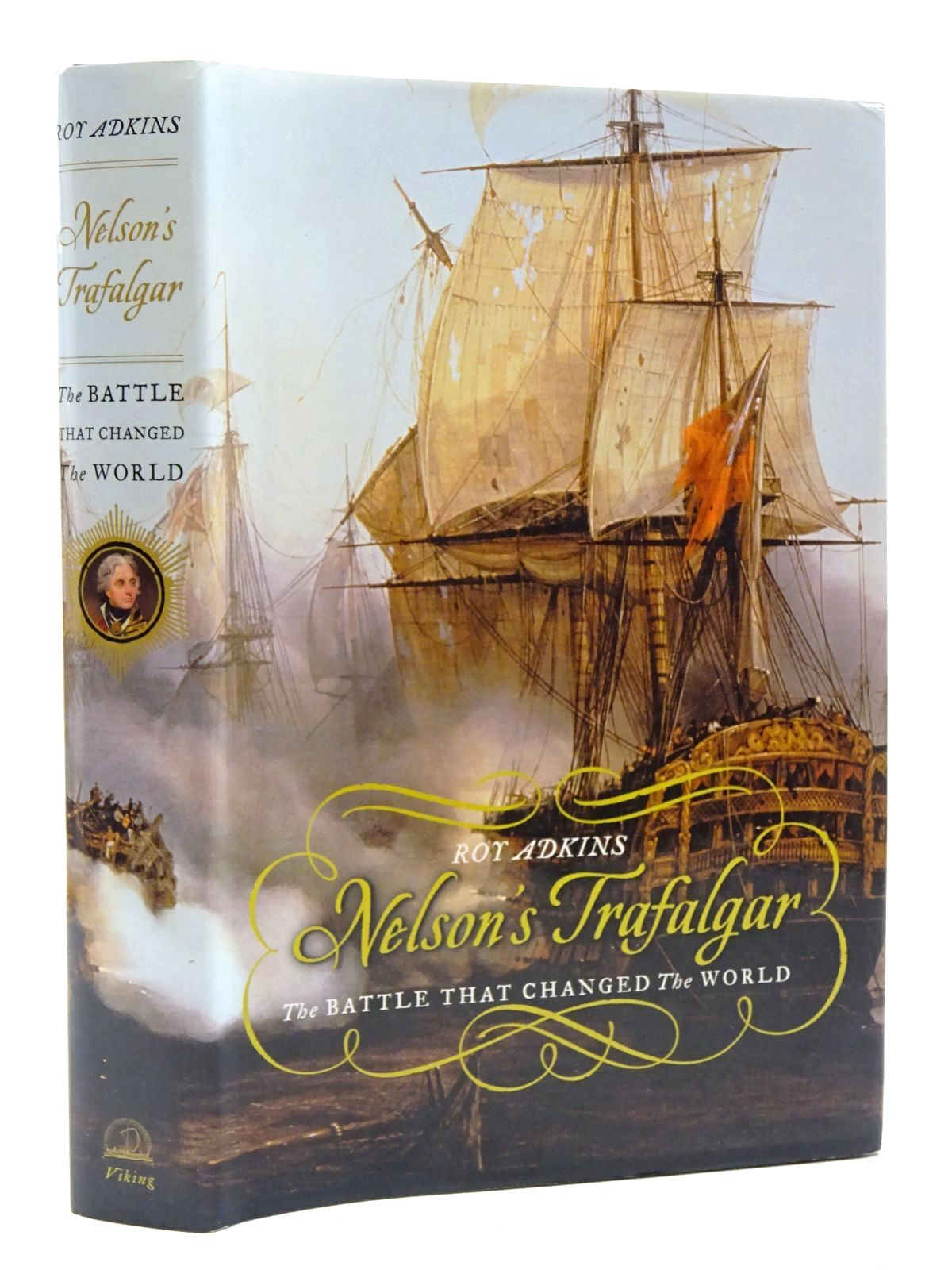 Photo of NELSON'S TRAFALGAR THE BATTLE THAT CHANGED THE WORLD- Stock Number: 2124179