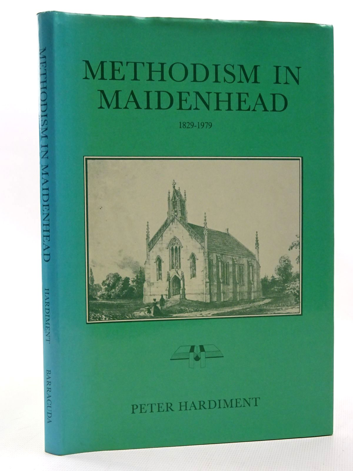 Photo of METHODISM IN MAIDENHEAD 1829-1979- Stock Number: 2124205