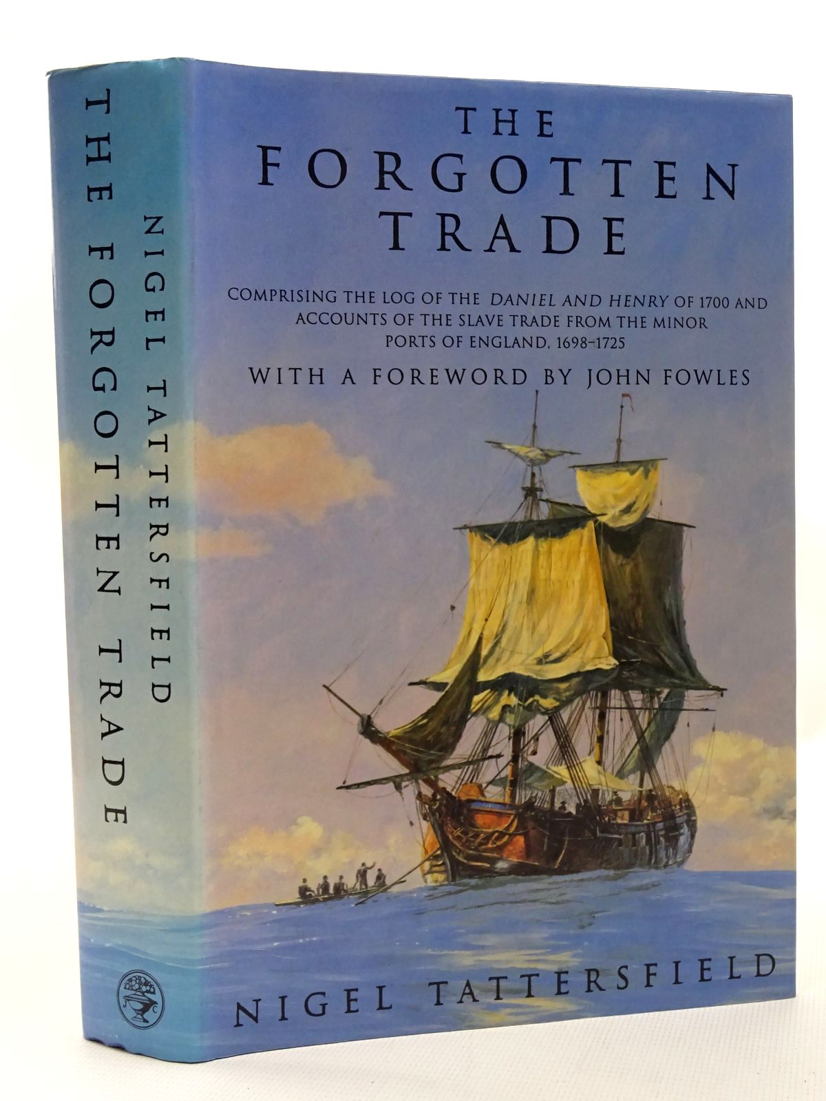 Photo of THE FORGOTTEN TRADE written by Tattersfield, Nigel published by Jonathan Cape (STOCK CODE: 2124207)  for sale by Stella & Rose's Books