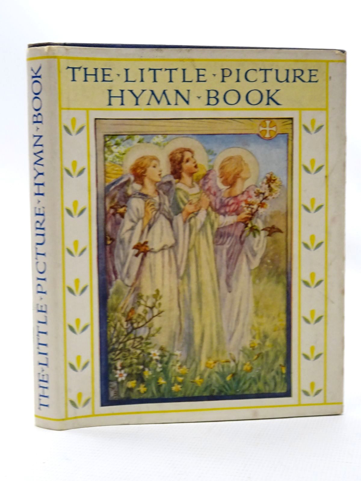 Photo of THE LITTLE PICTURE HYMN BOOK illustrated by Barker, Cicely Mary published by Blackie & Son Ltd. (STOCK CODE: 2124284)  for sale by Stella & Rose's Books