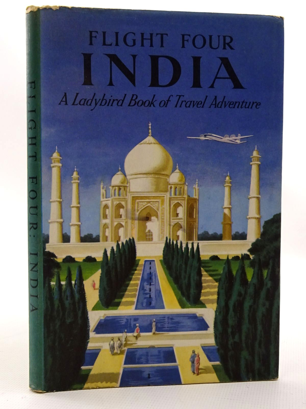Photo of FLIGHT FOUR: INDIA written by Daniell, David Scott illustrated by Matthew, Jack published by Wills & Hepworth Ltd. (STOCK CODE: 2124331)  for sale by Stella & Rose's Books