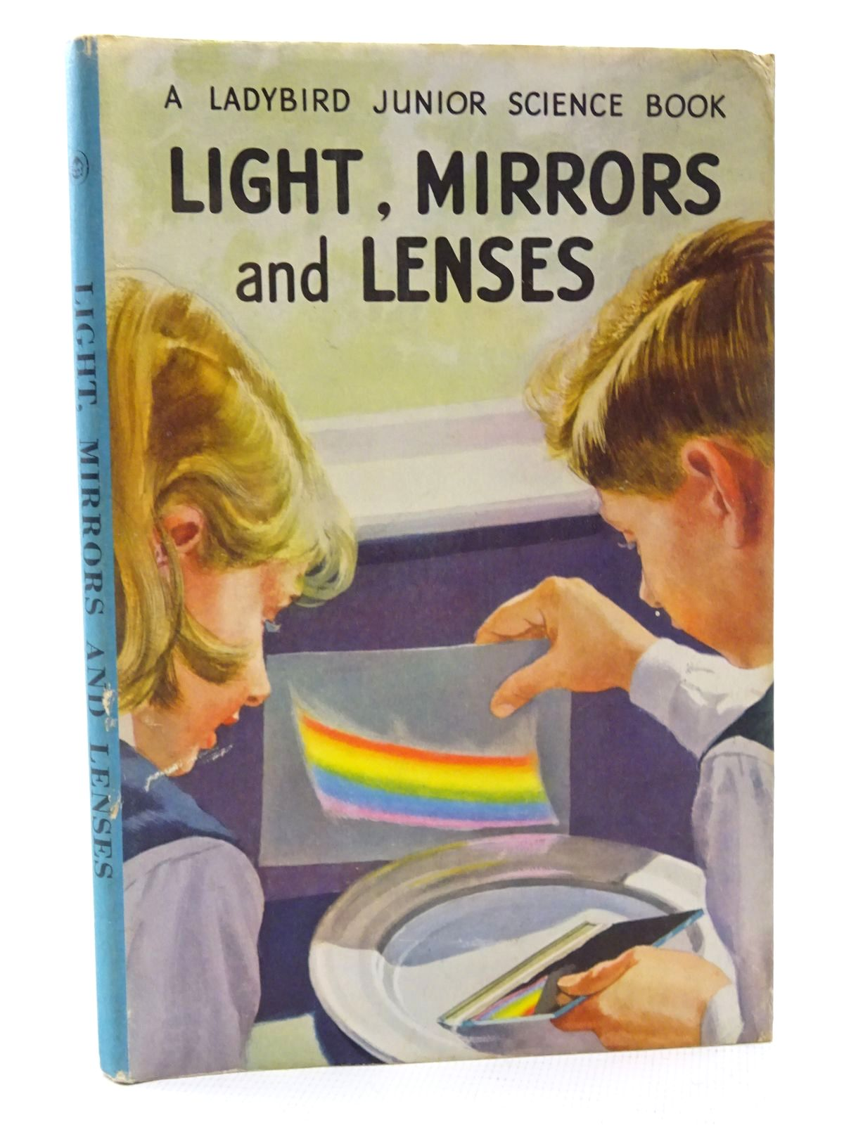 Photo of LIGHT, MIRRORS AND LENSES written by Newing, F.E. Bowood, Richard illustrated by Wingfield, J.H. published by Wills & Hepworth Ltd. (STOCK CODE: 2124333)  for sale by Stella & Rose's Books