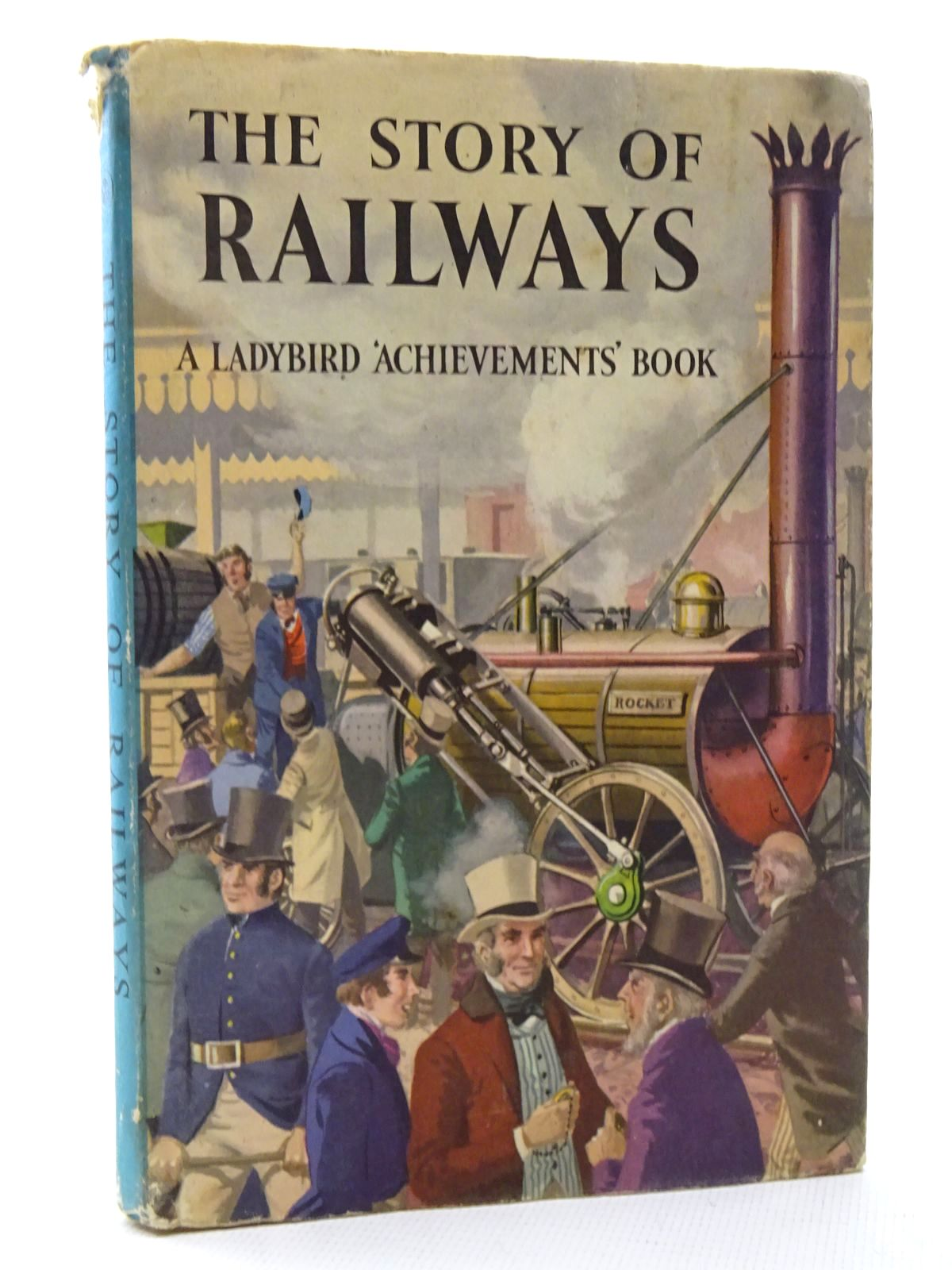 Photo of THE STORY OF RAILWAYS- Stock Number: 2124335