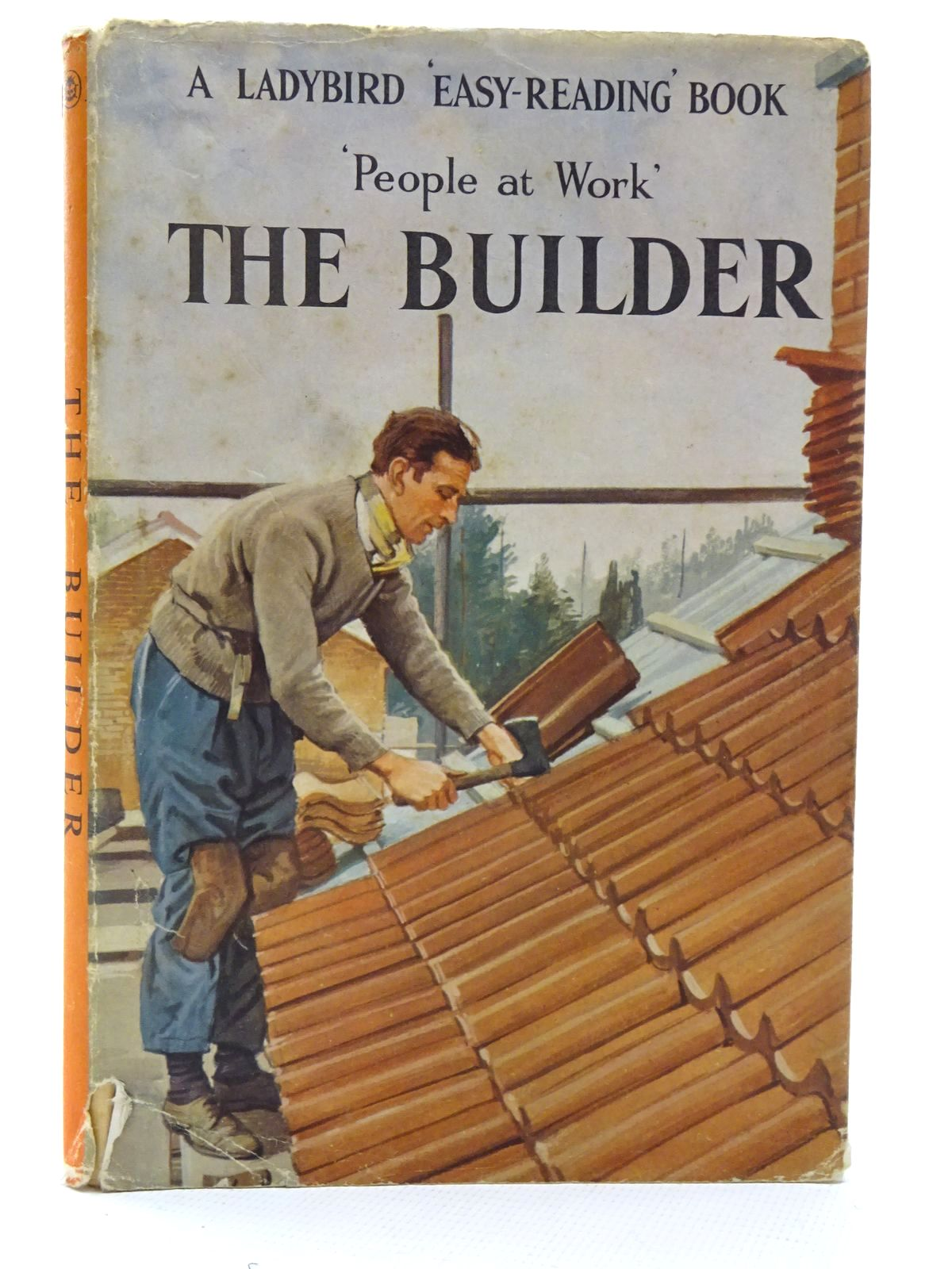 Photo of THE BUILDER- Stock Number: 2124350