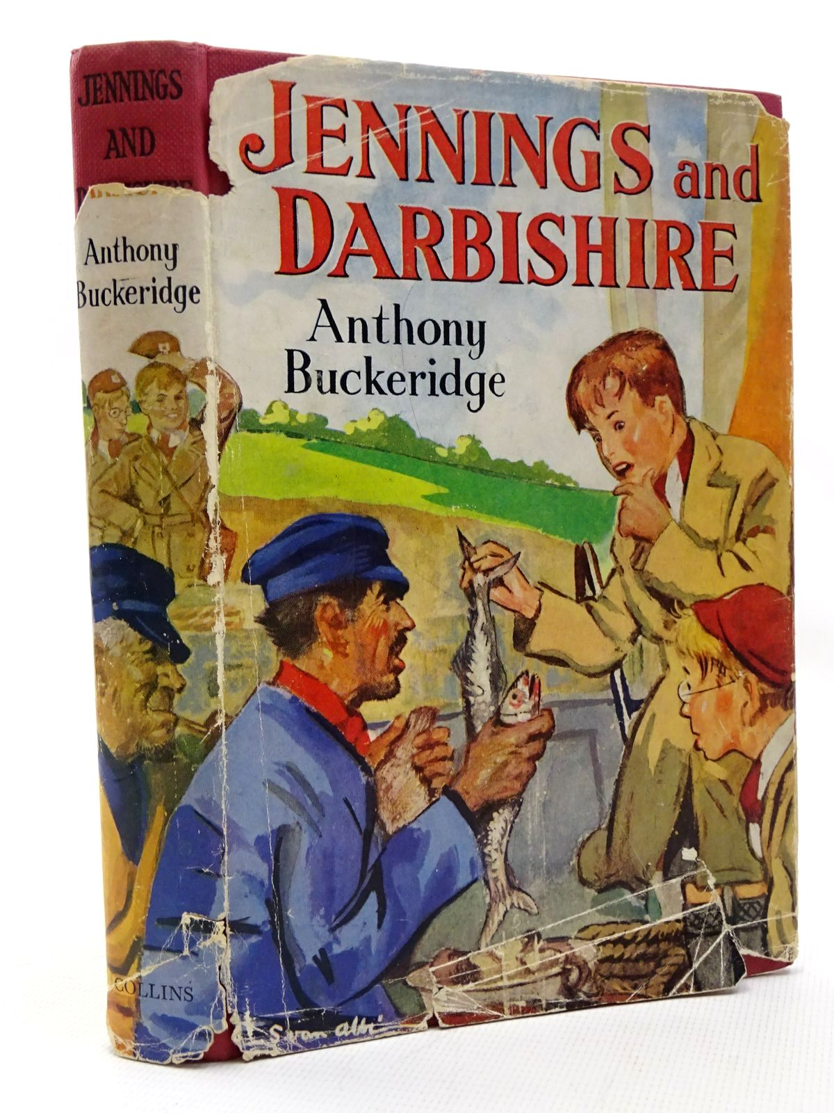 Photo of JENNINGS AND DARBISHIRE written by Buckeridge, Anthony published by Collins (STOCK CODE: 2124357)  for sale by Stella & Rose's Books