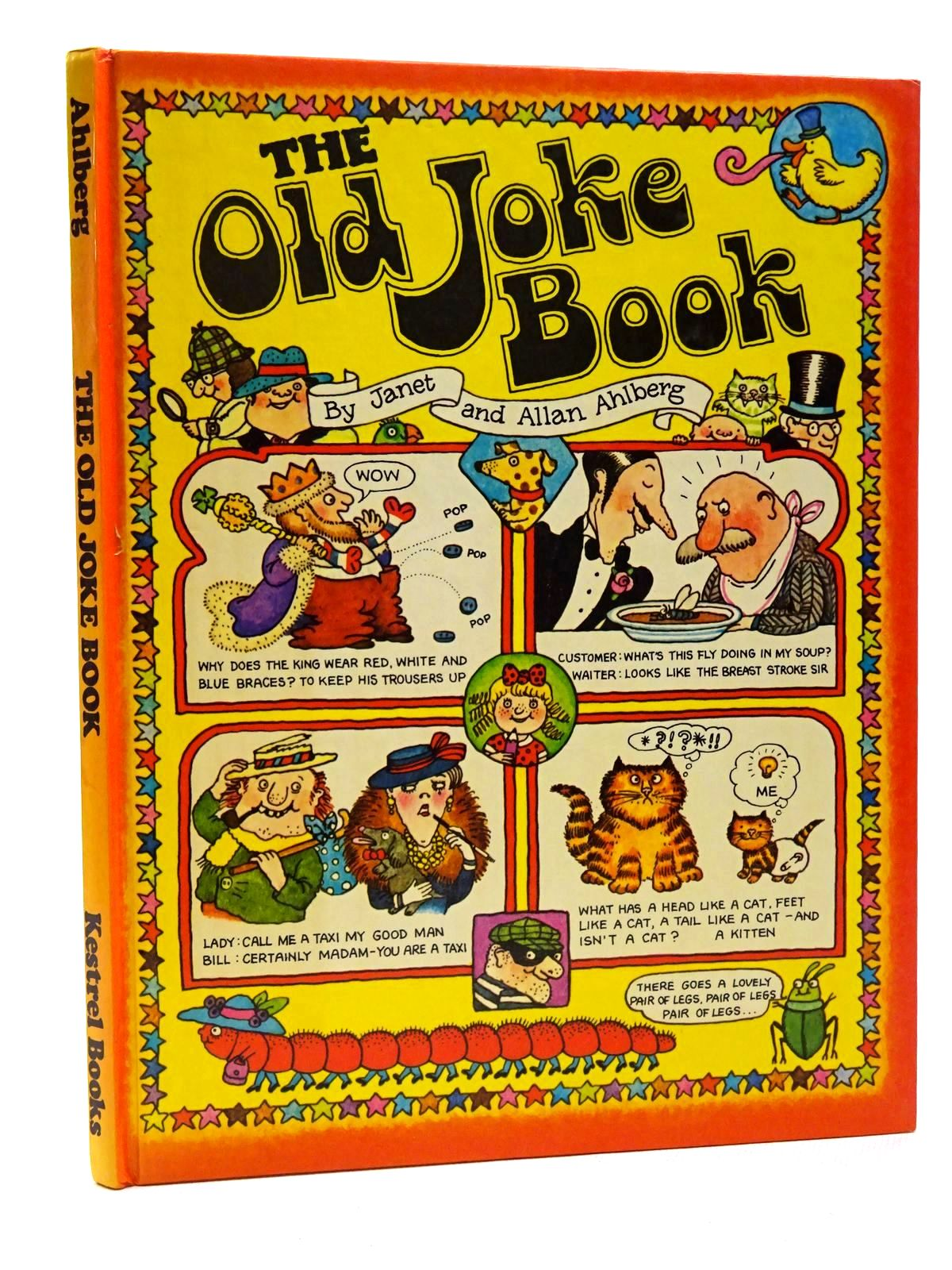 Photo of THE OLD JOKE BOOK- Stock Number: 2124369